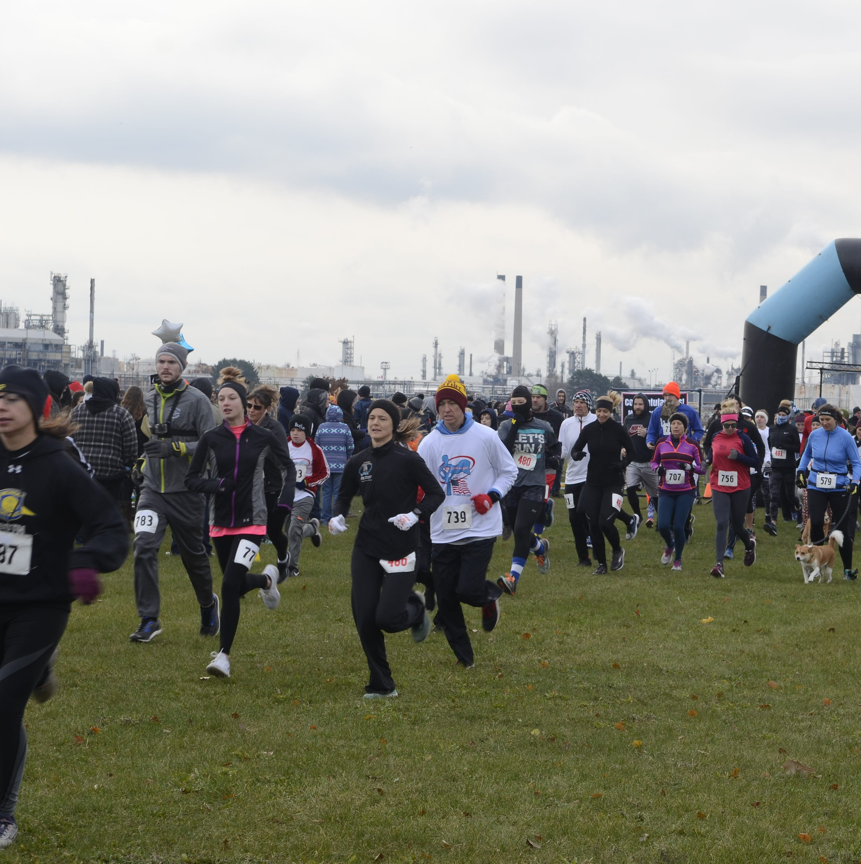 Tragedies bring victims, families together for P.S. You're My Hero run