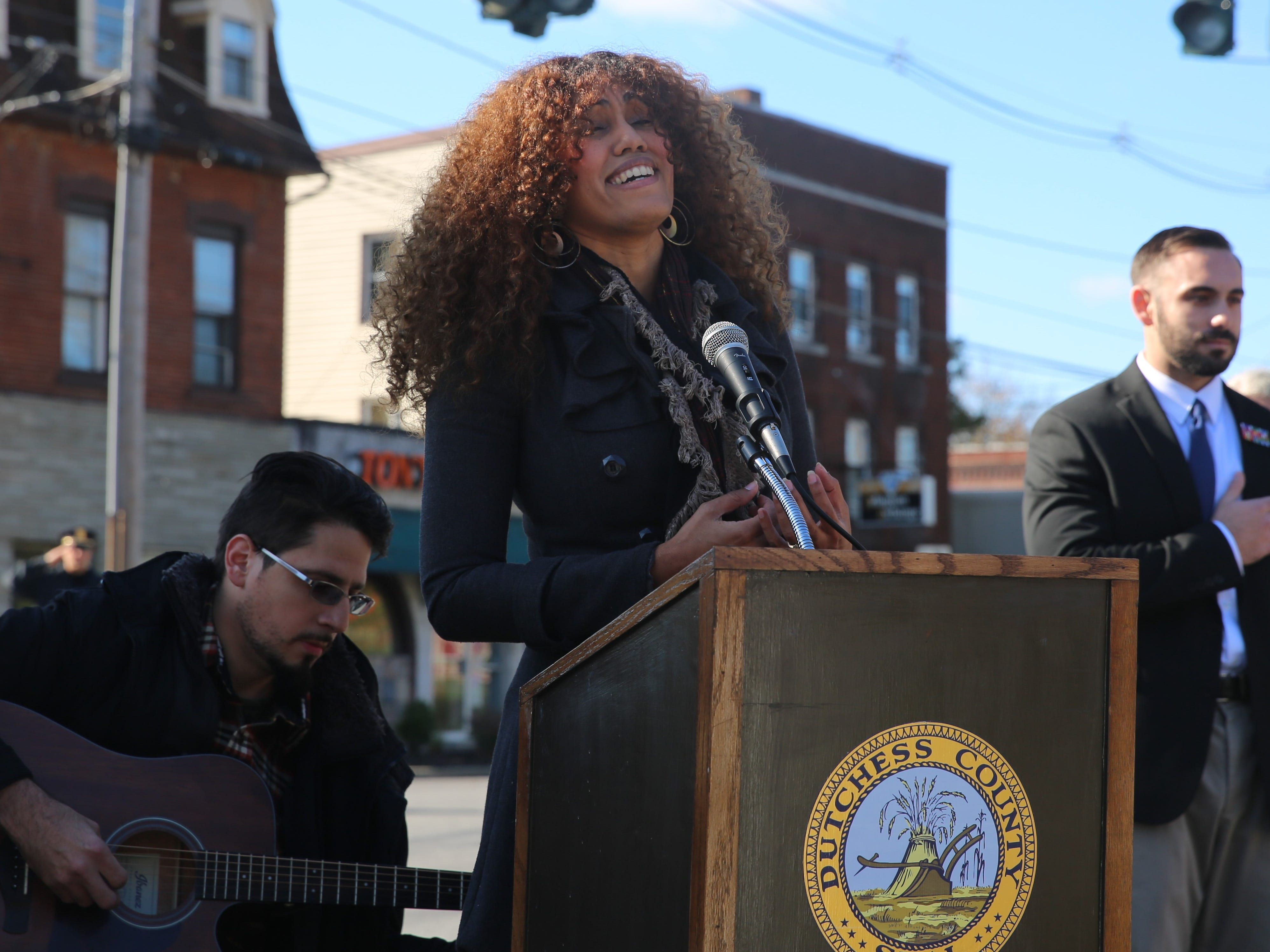 Photos: Dutchess County Veterans Day Ceremony