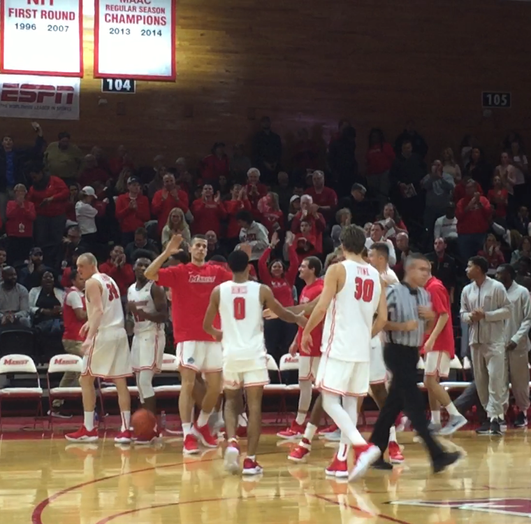 Three takeaways: How the Marist men picked up win in home opener