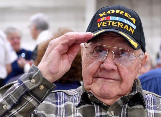 2018 York County Veterans Day Celebration