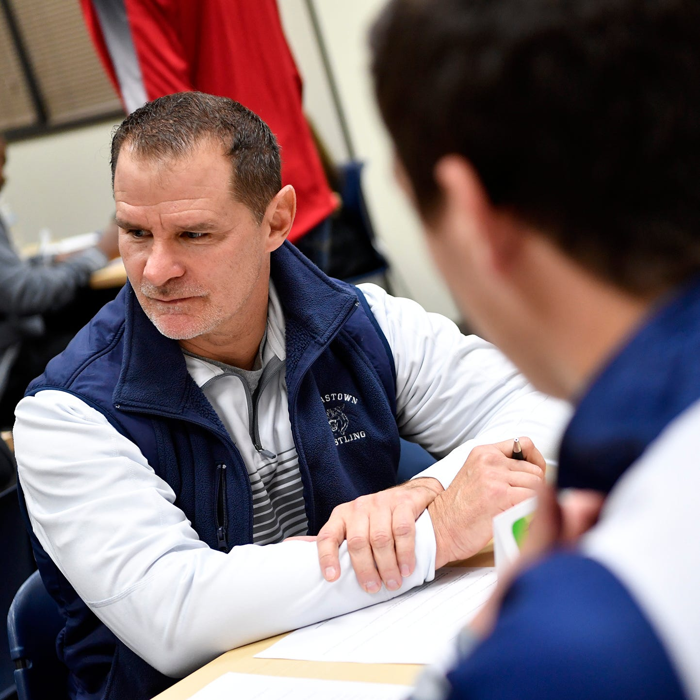 Winter sports media day: Experienced Dallastown excited for upcoming wrestling season