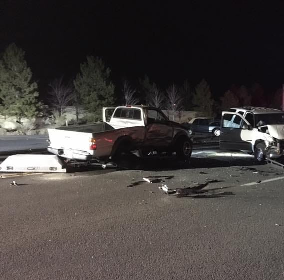 3 dead after crash on Mt. Rose Highway south of Reno