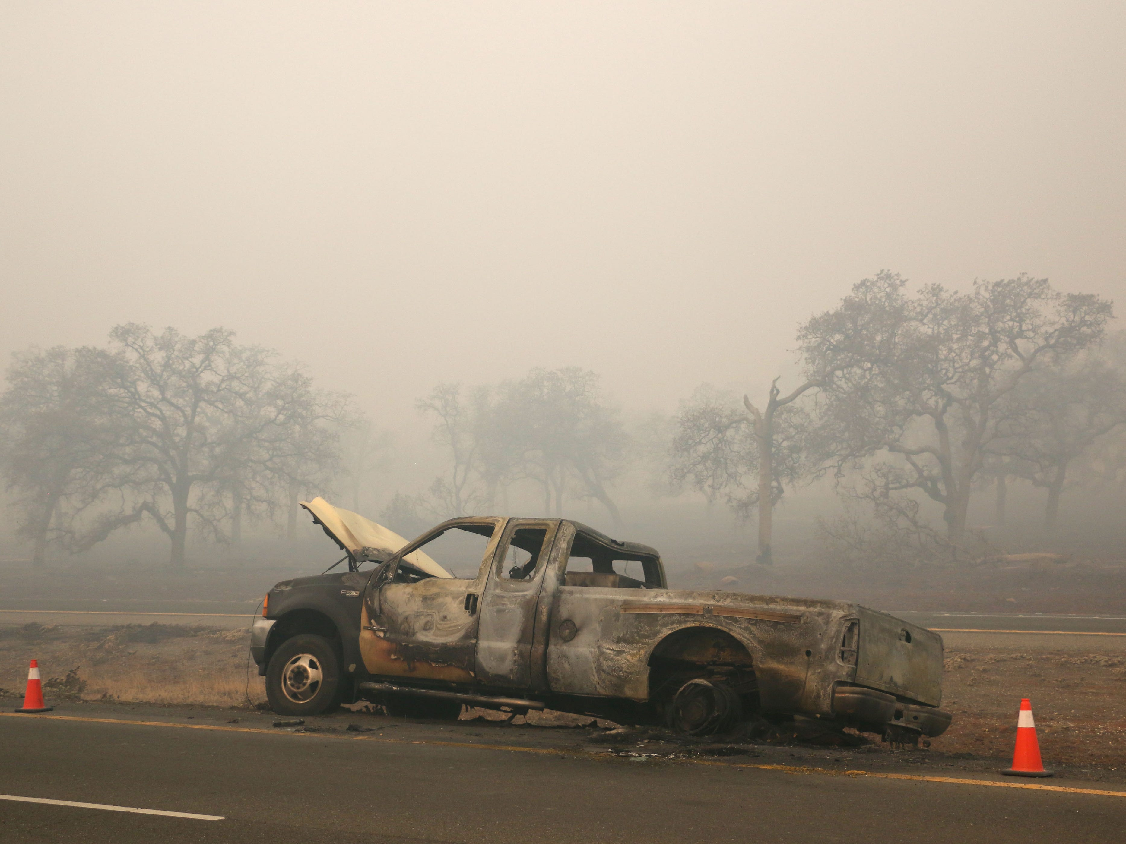 Photos: The Camp Fire destroyed most of Paradise, California