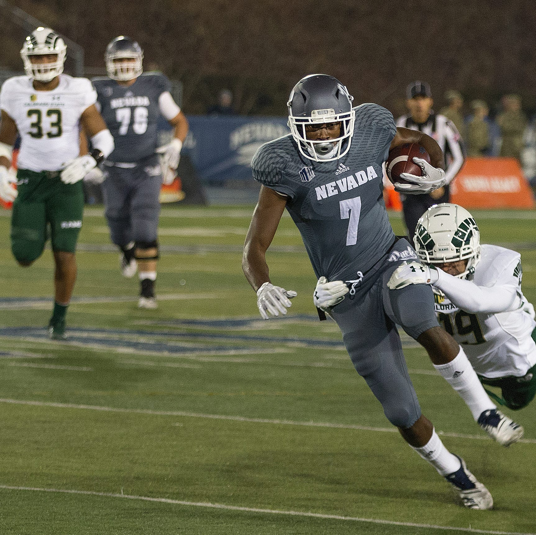 Bowled over: Wolf Pack hammers Colorado State to clinch bowl spot