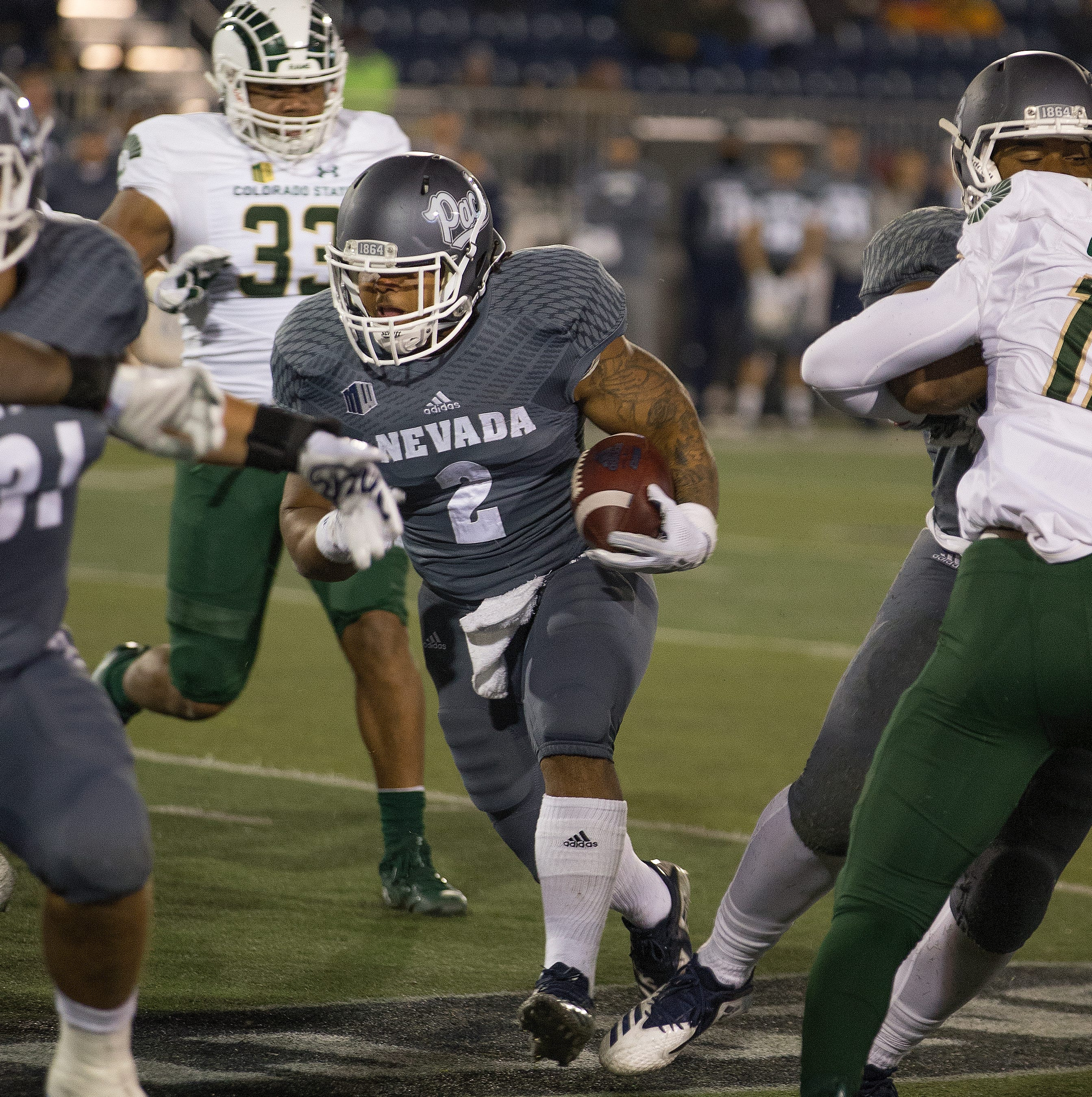 Nevada 49, Colorado State 10: Big night for Pack seniors, defense in blowout win