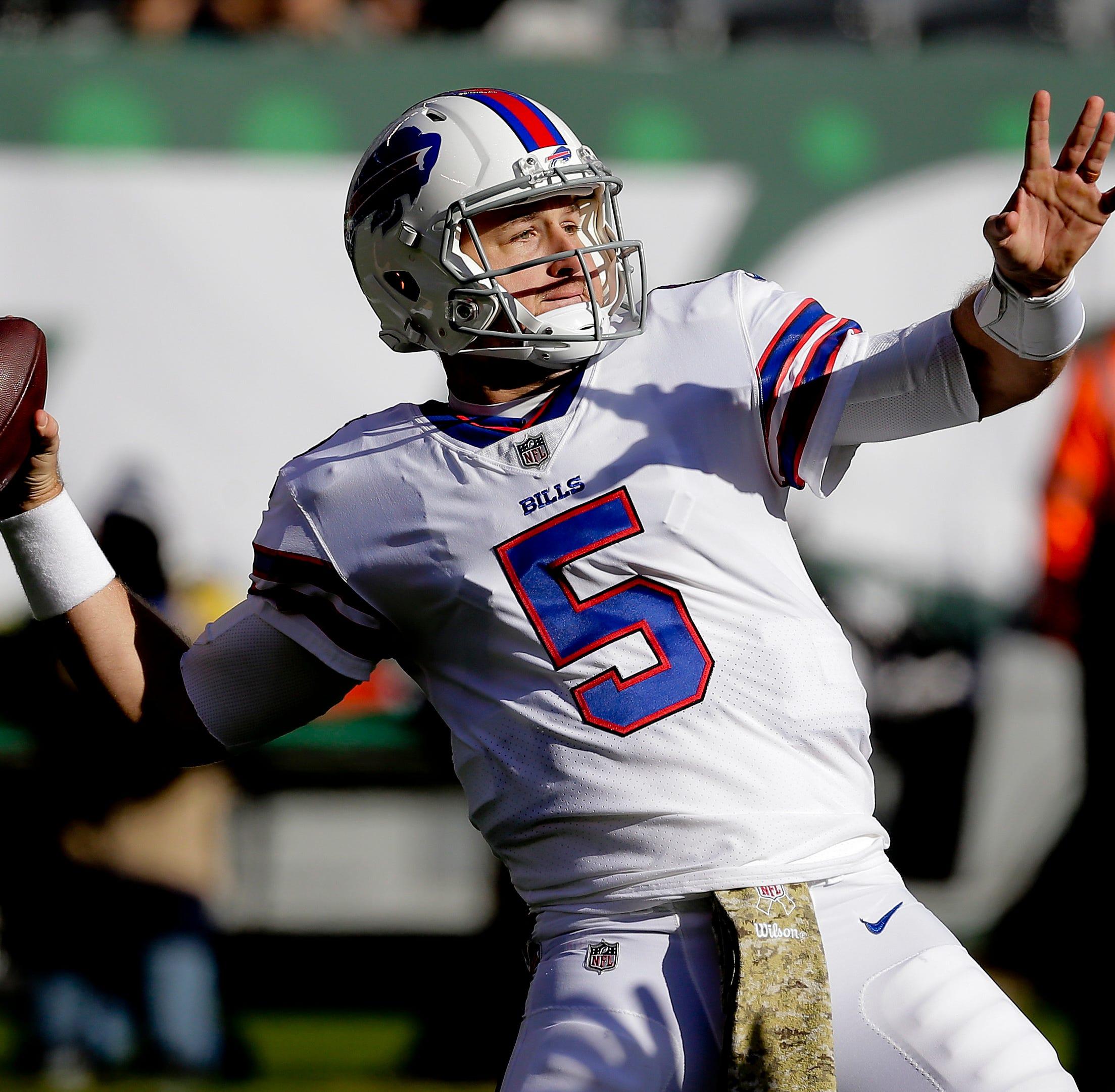Matt Barkley and Buffalo Bills are embarrassing the New York Jets