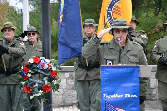 Valentino Gatto Vietnam Veterans Day