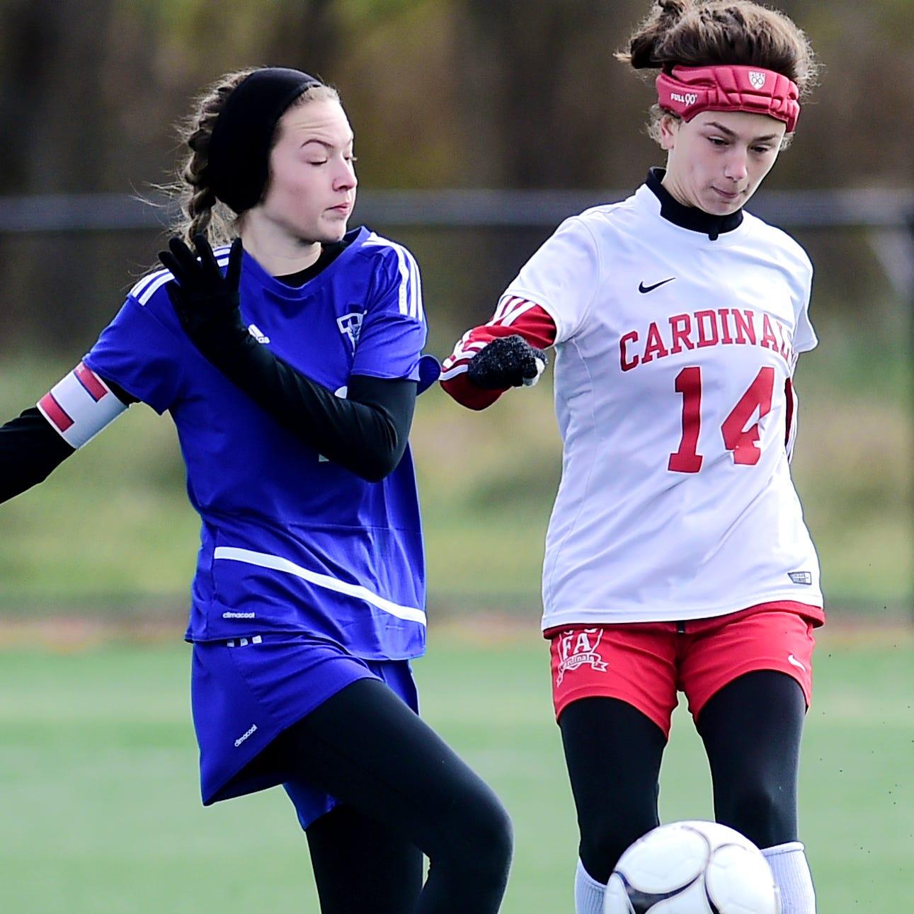 Kendall girls win state Class D soccer championship