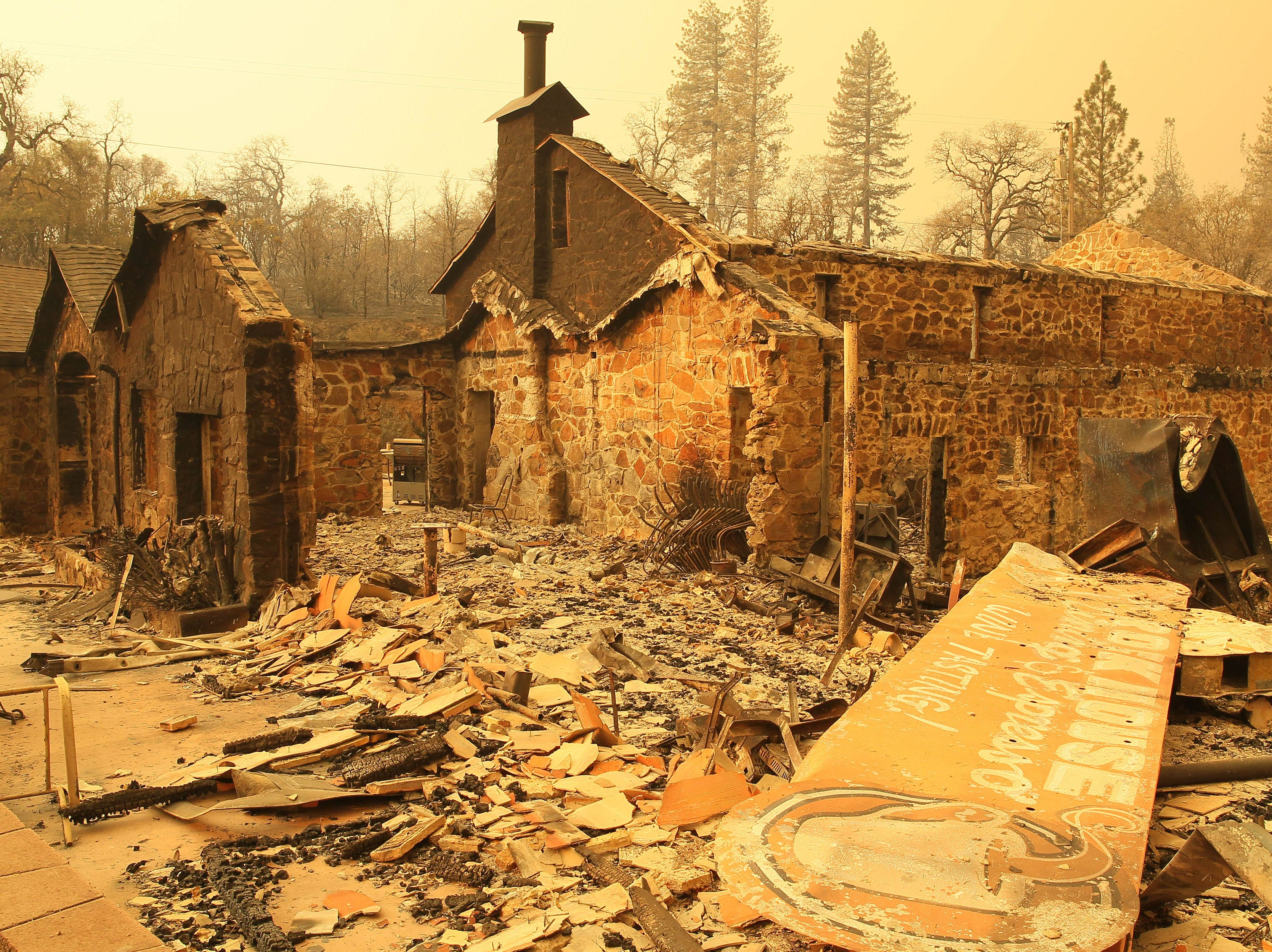 Monday: 42 killed in Camp Fire, making it deadliest California wildfire in modern history