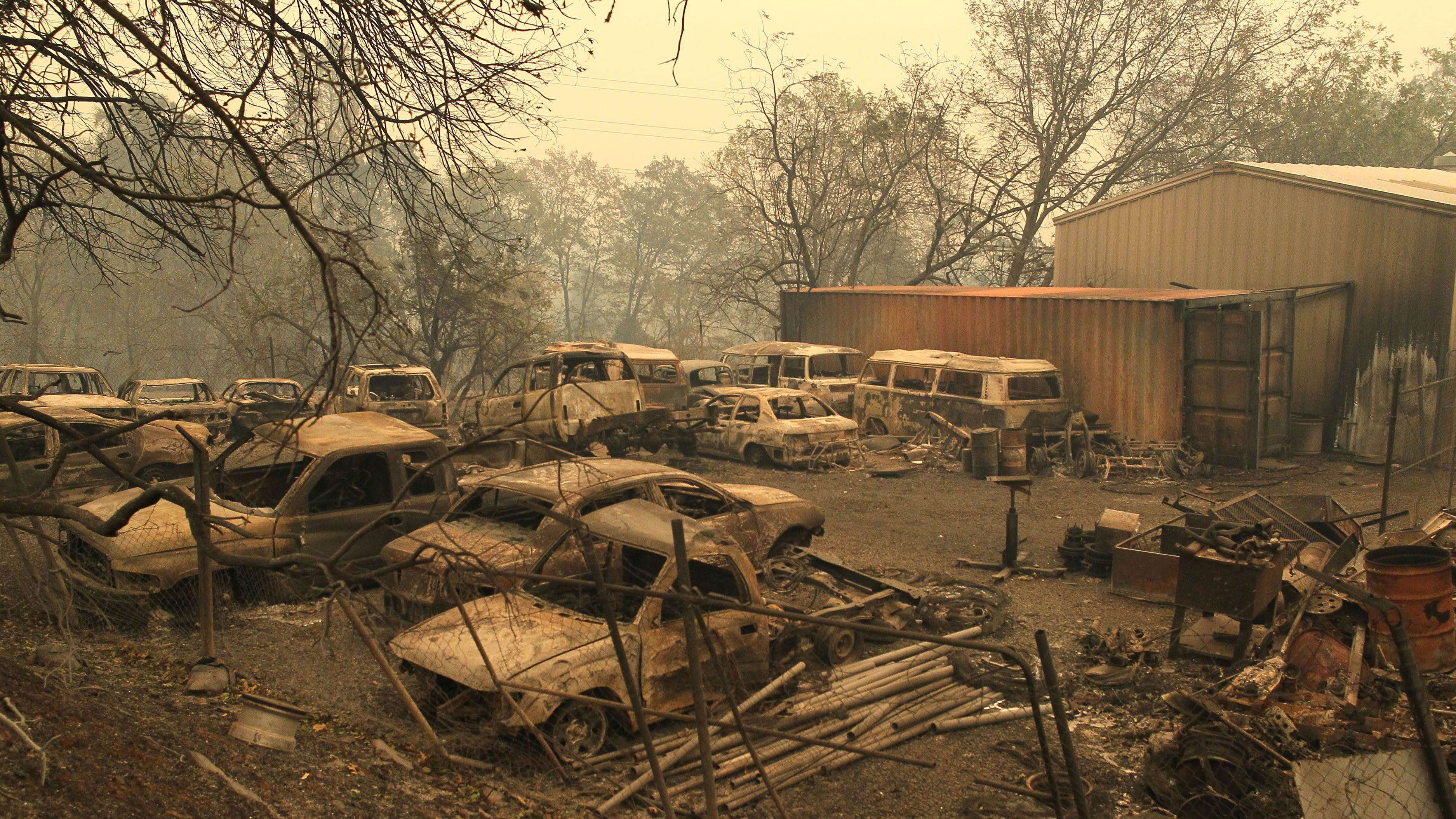 $3 billion or more: Heavy cost of cleanup for Camp Fire, other California wildfires