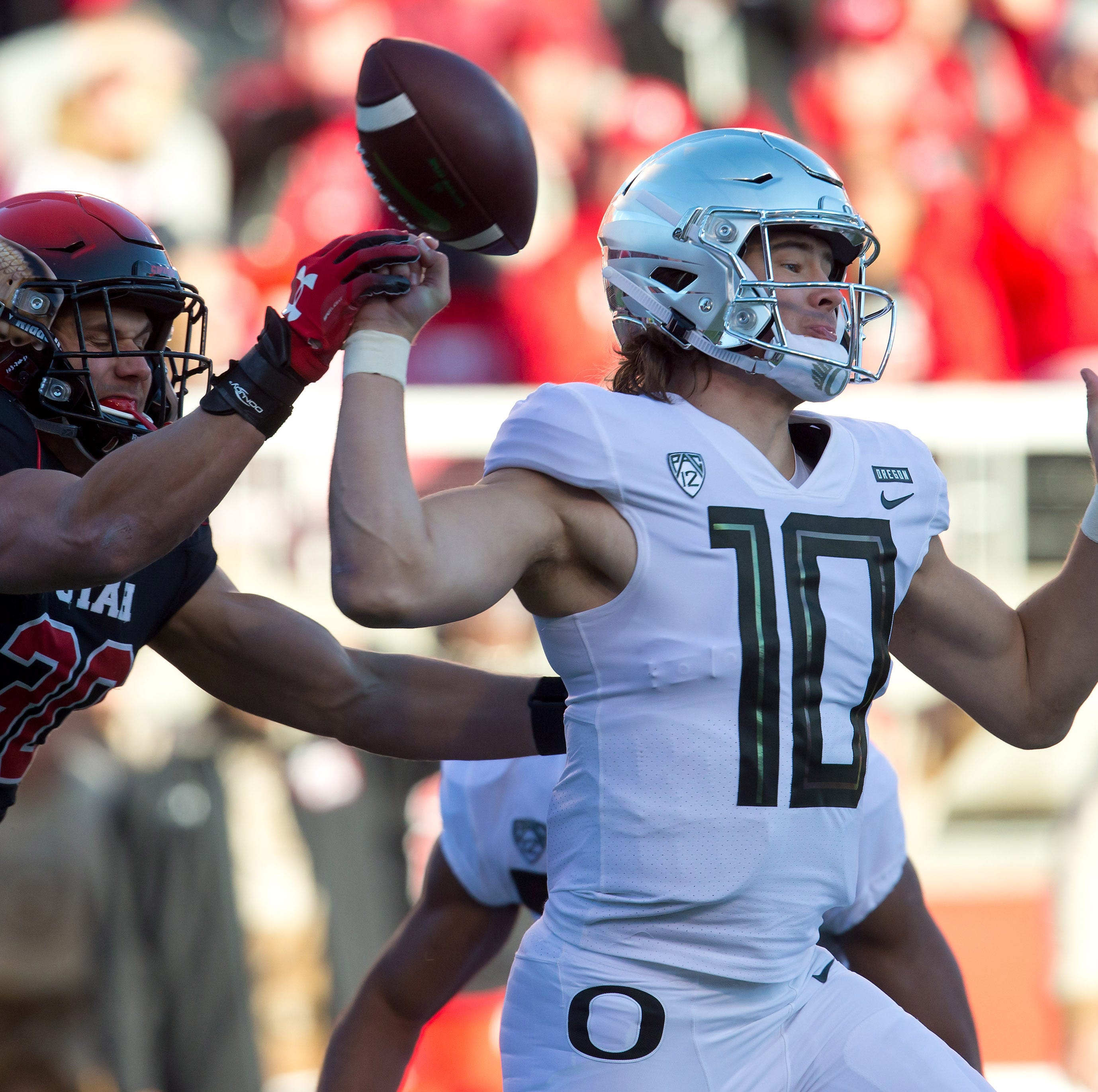 Oregon Ducks football had no business losing to short-handed Utah