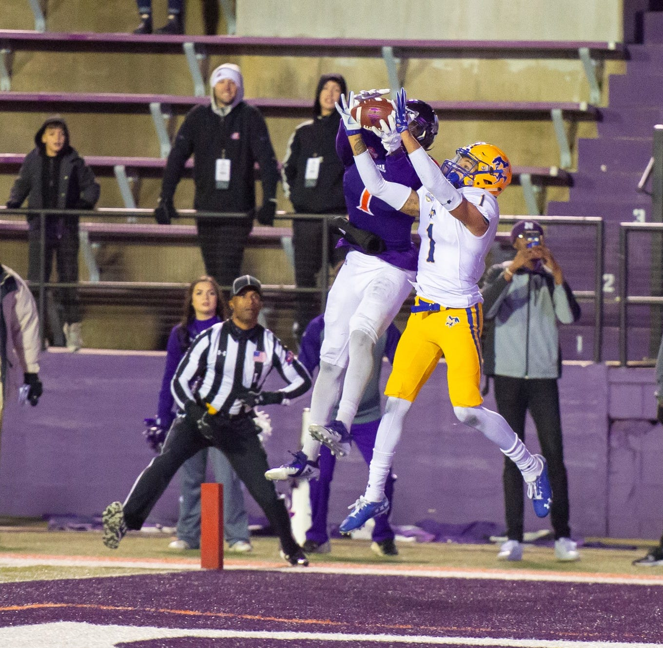 Northwestern State roars back to defeat No. 18 McNeese State