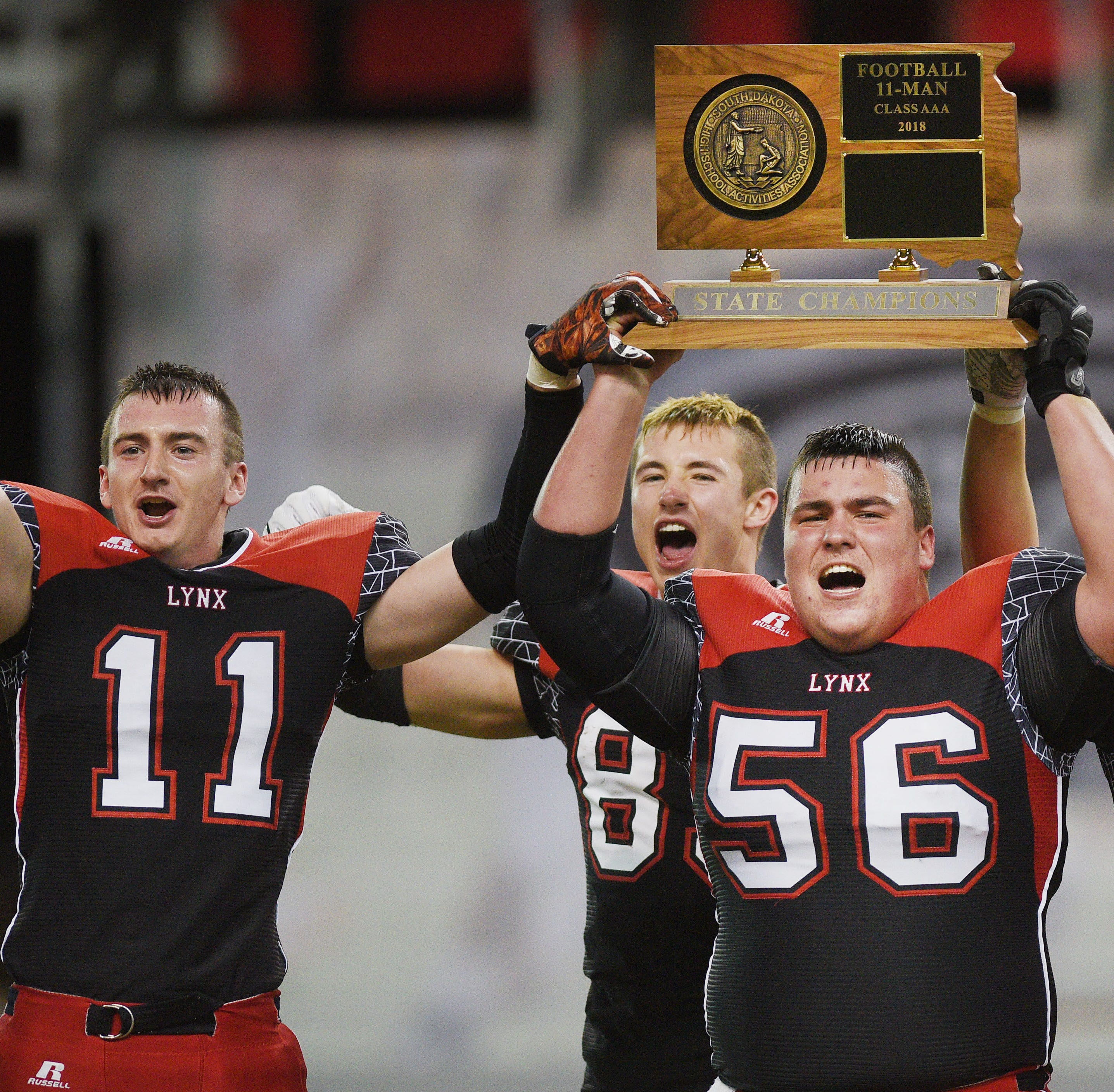 Season of the Lynx: Brandon Valley unseats Washington from atop 11AAA