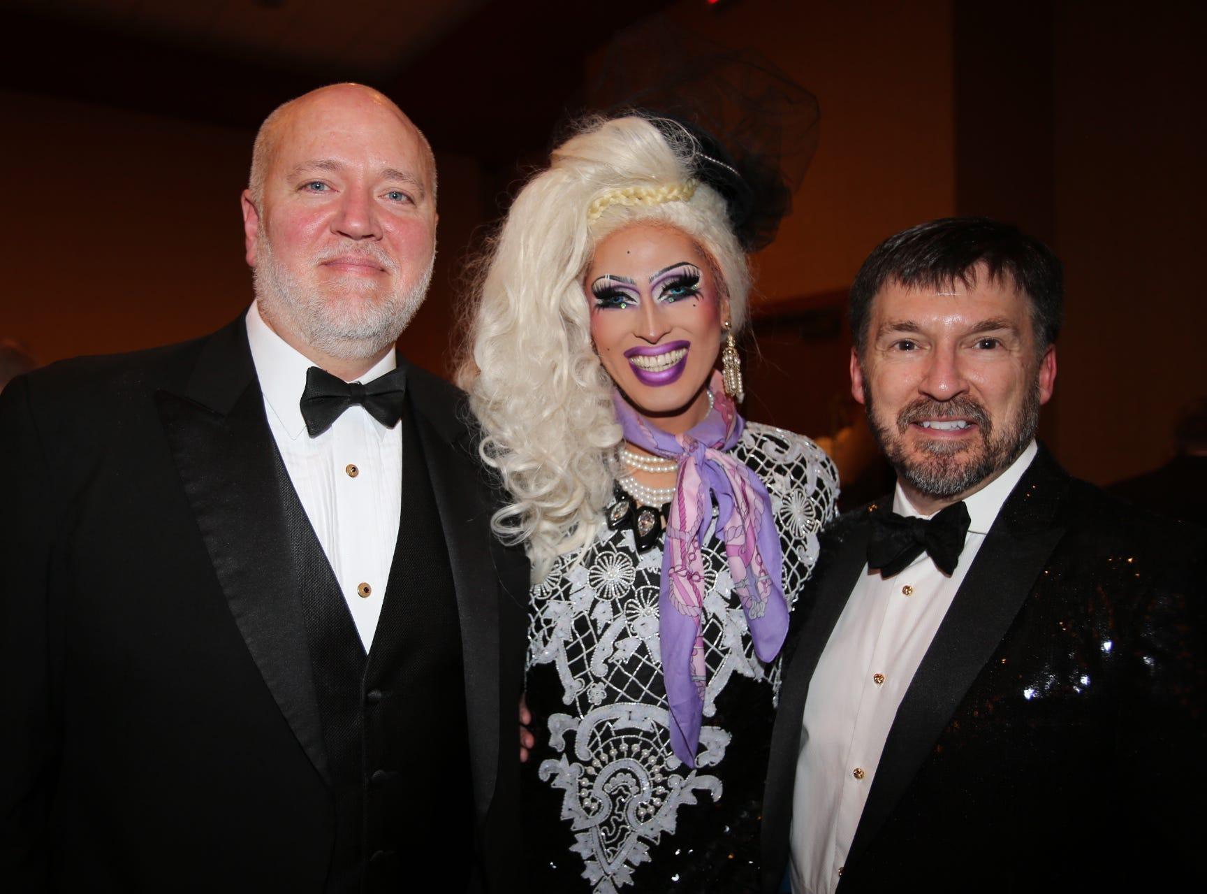 Darren Penrod, Crystal Methyd, and Brian Sneal
