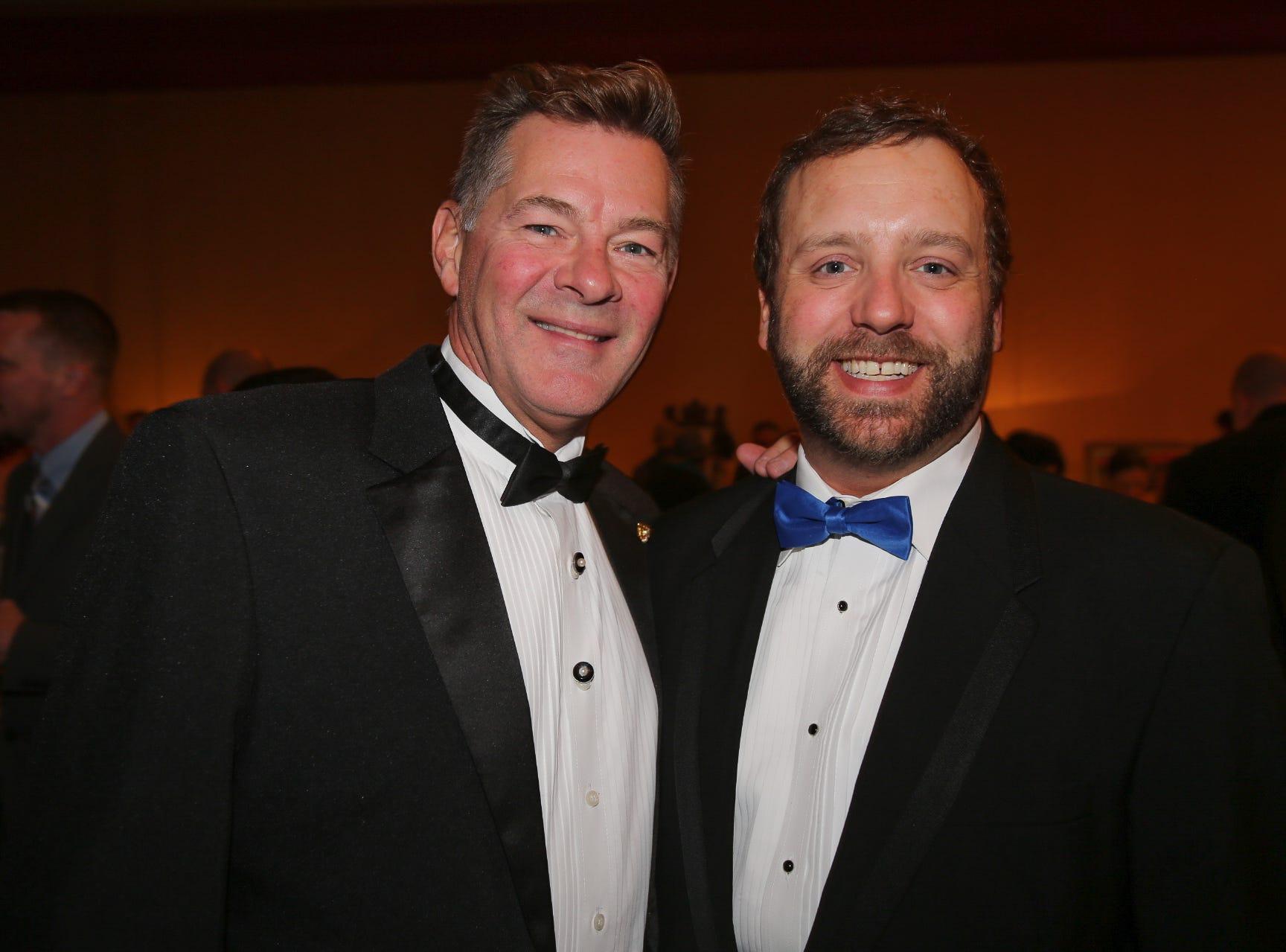 Jerry Osborn and Joe Langhorst