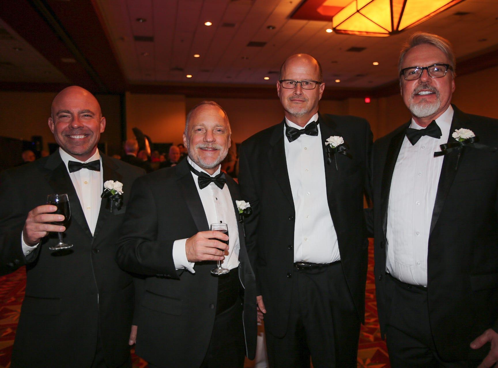 David, David, Jim, and David