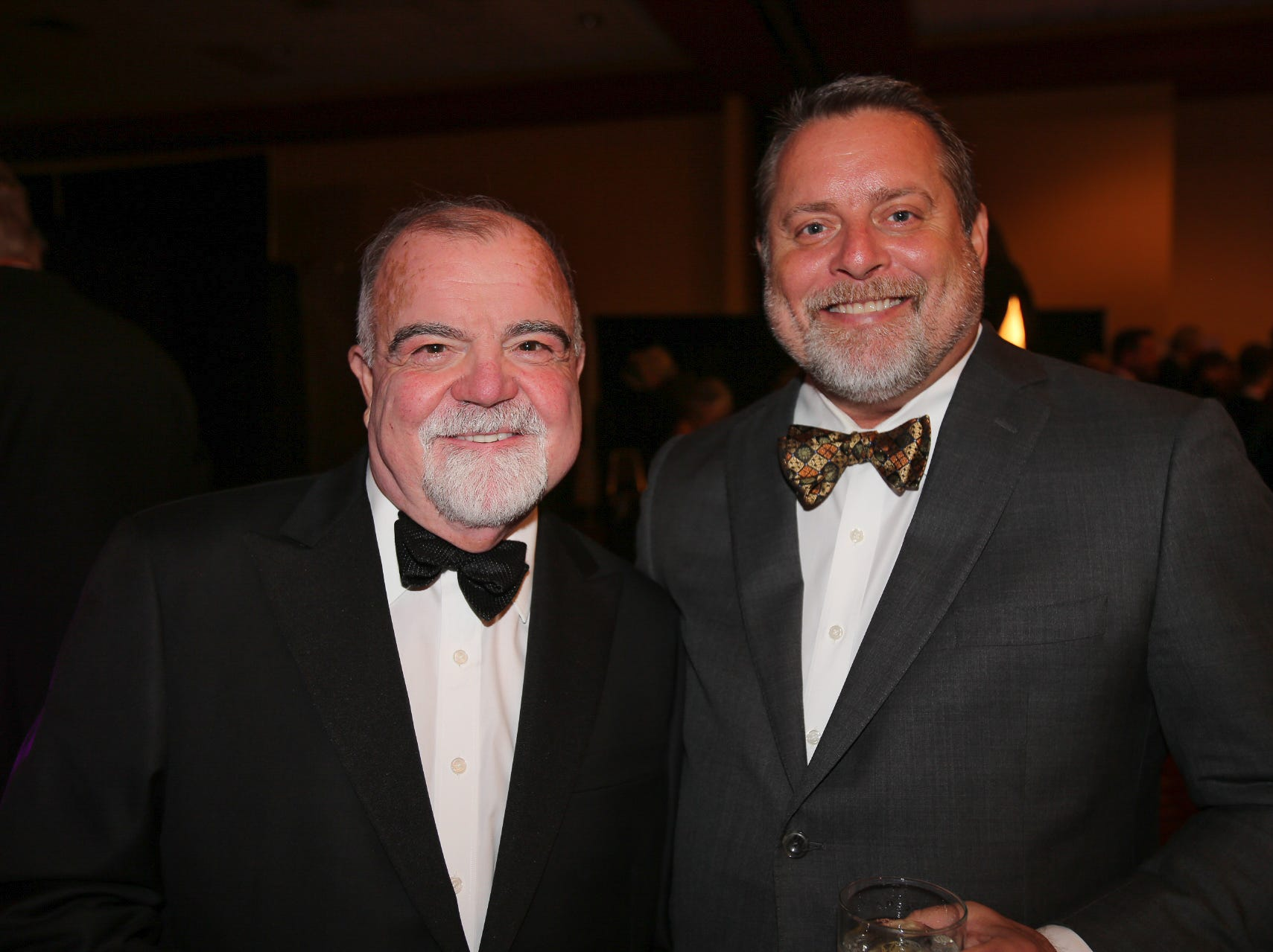 Frank Siano and Mike Tucker