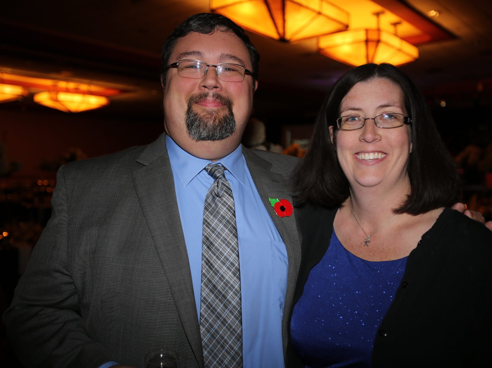 Reverend Chris Miller and Mary Miller
