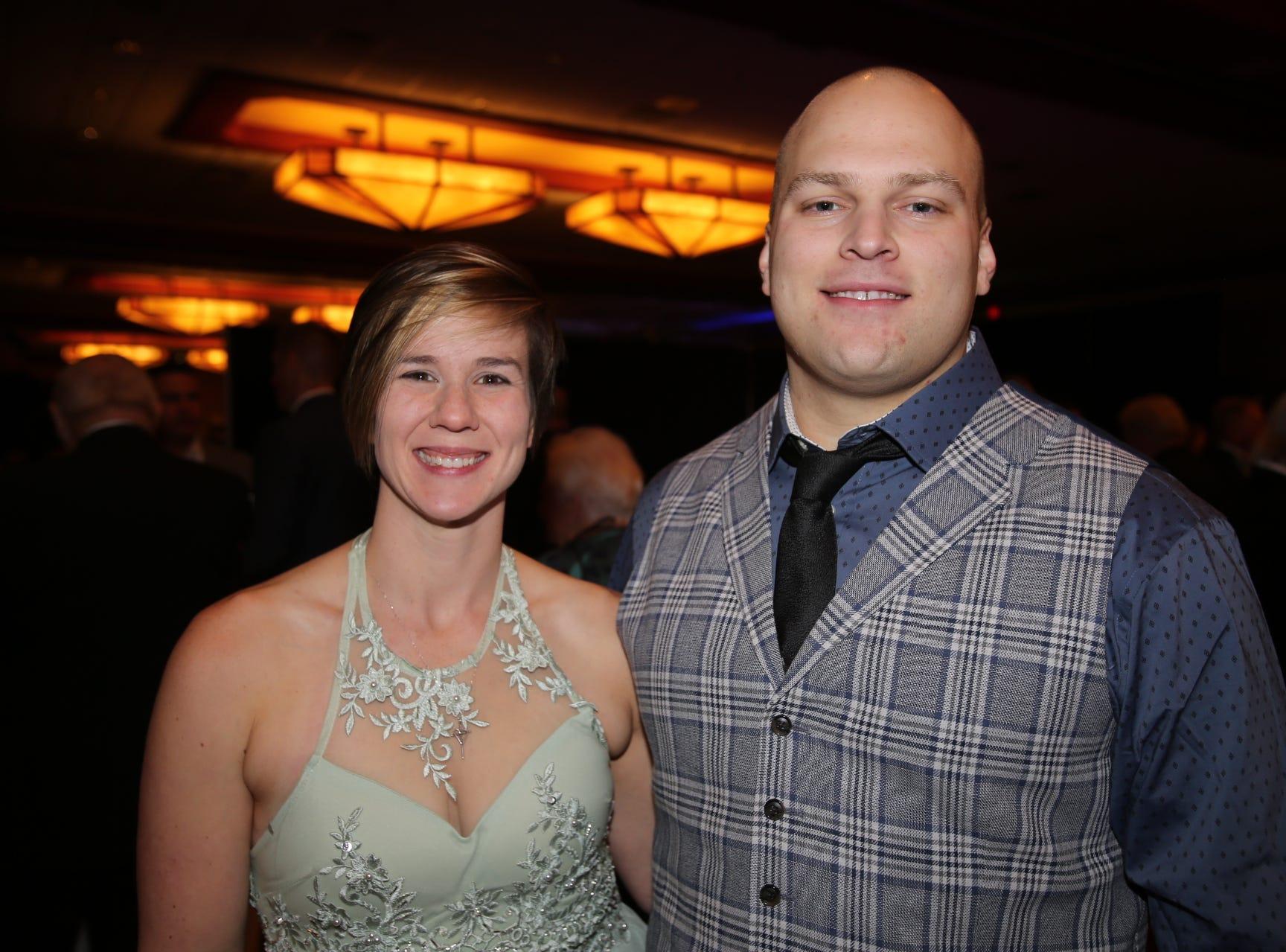 Jodi and Daniel Curro