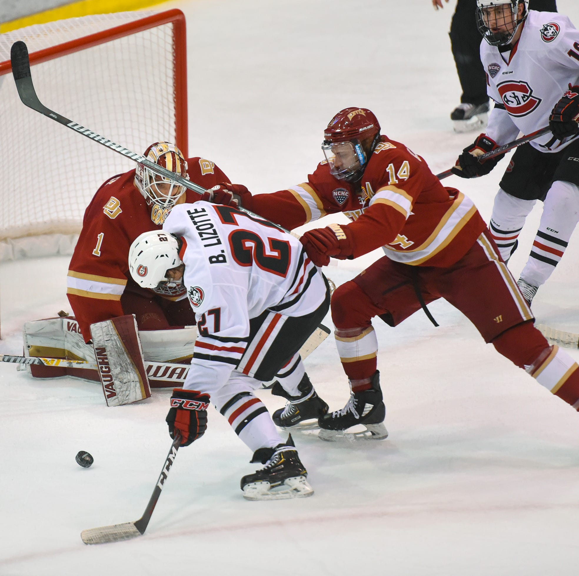 St. Cloud State Huskies win fourth come-from-behind victory in a row