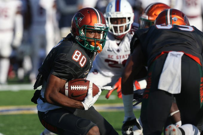 PHOTOS: FAMU vs South Carolina State