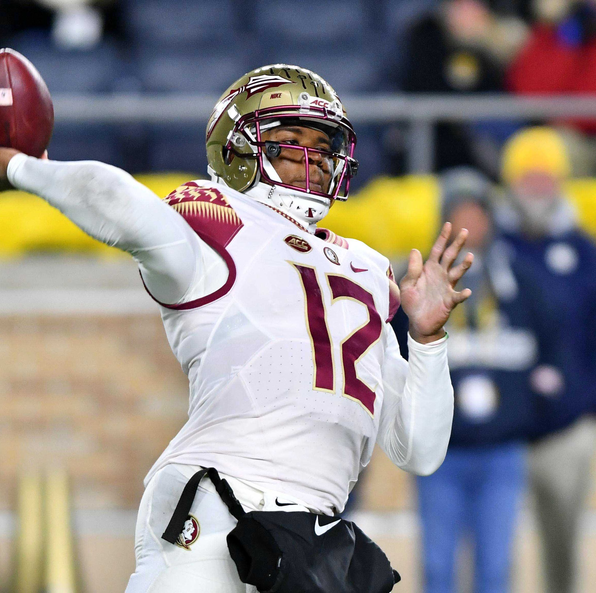 Willie Taggart's decision to start Deondre Francois was questionable | Wayne McGahee III