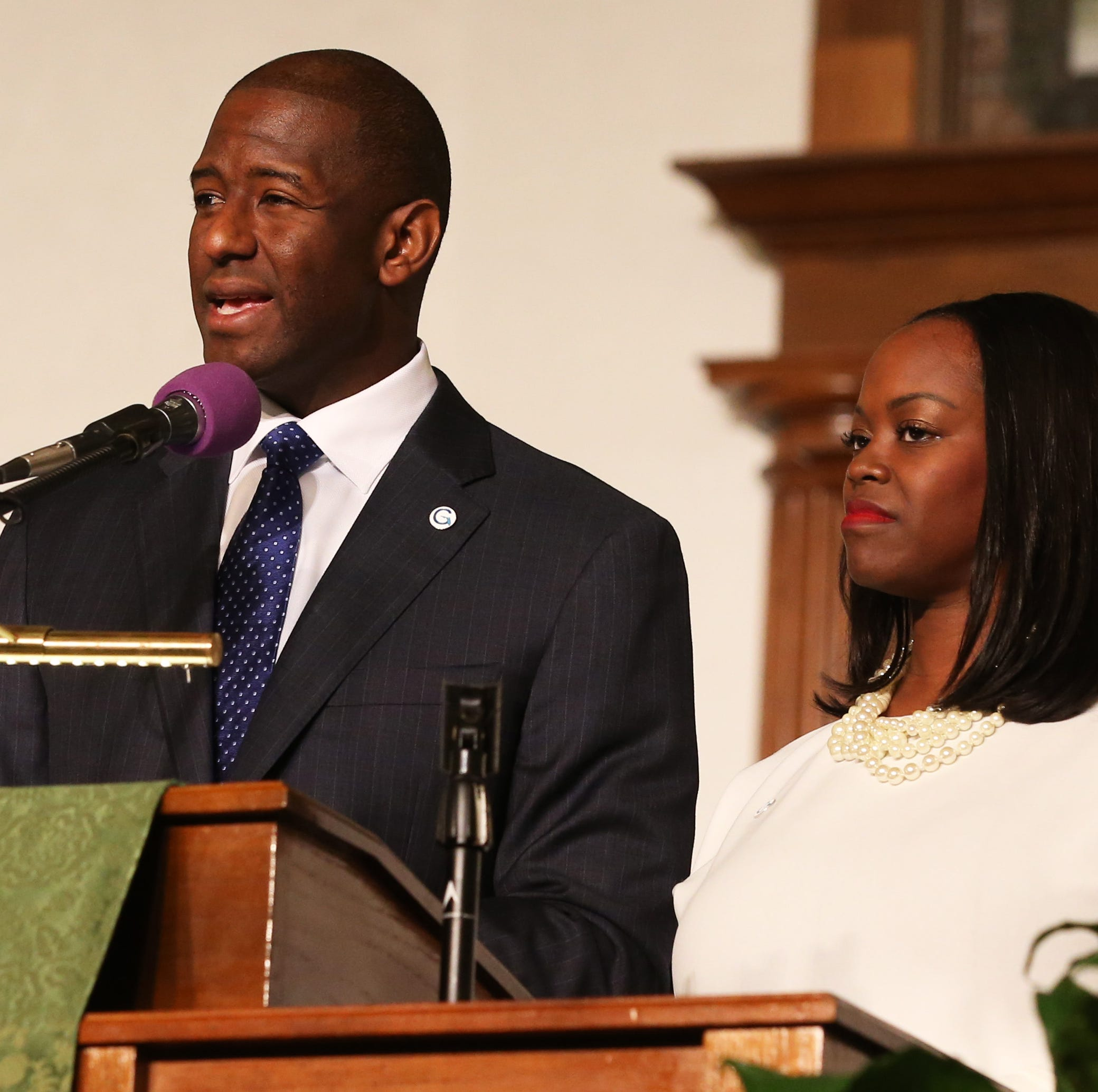 'This was not just about an election cycle': Andrew Gillum concedes for second time
