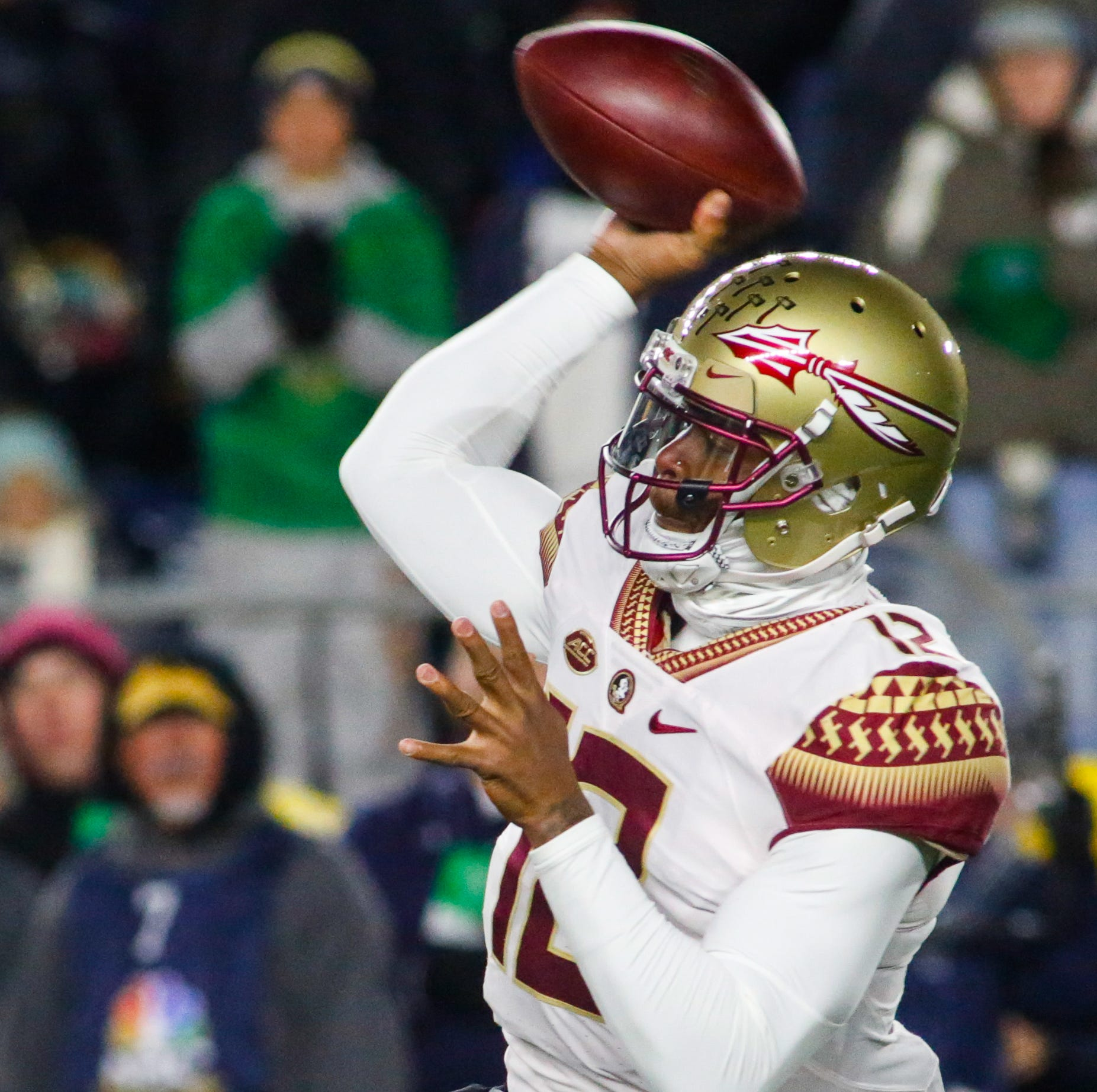 Practice Observations: Deondre Francois remains FSU's starting quarterback