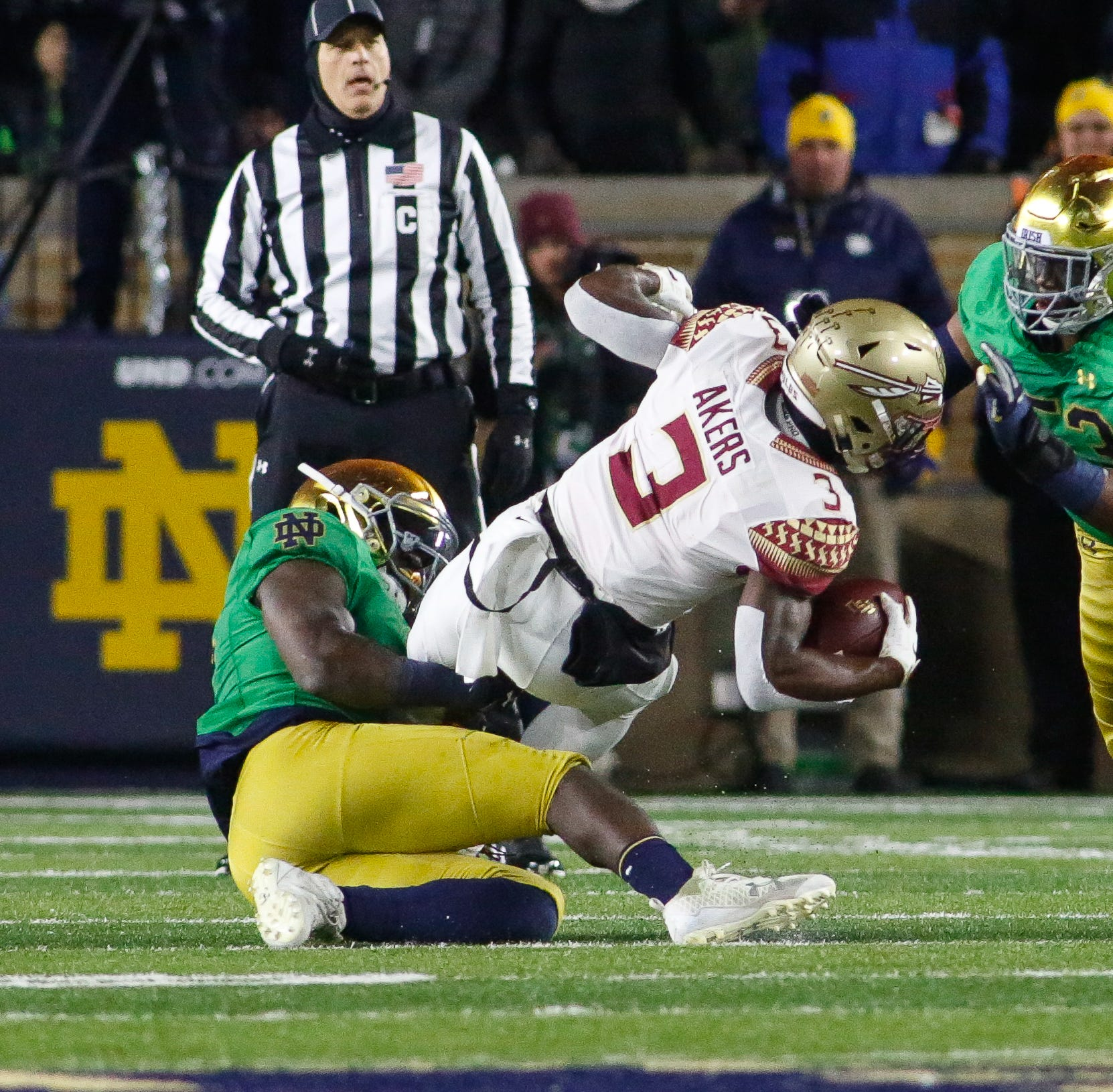 Final: Florida State suffers third straight blowout loss vs. Notre Dame