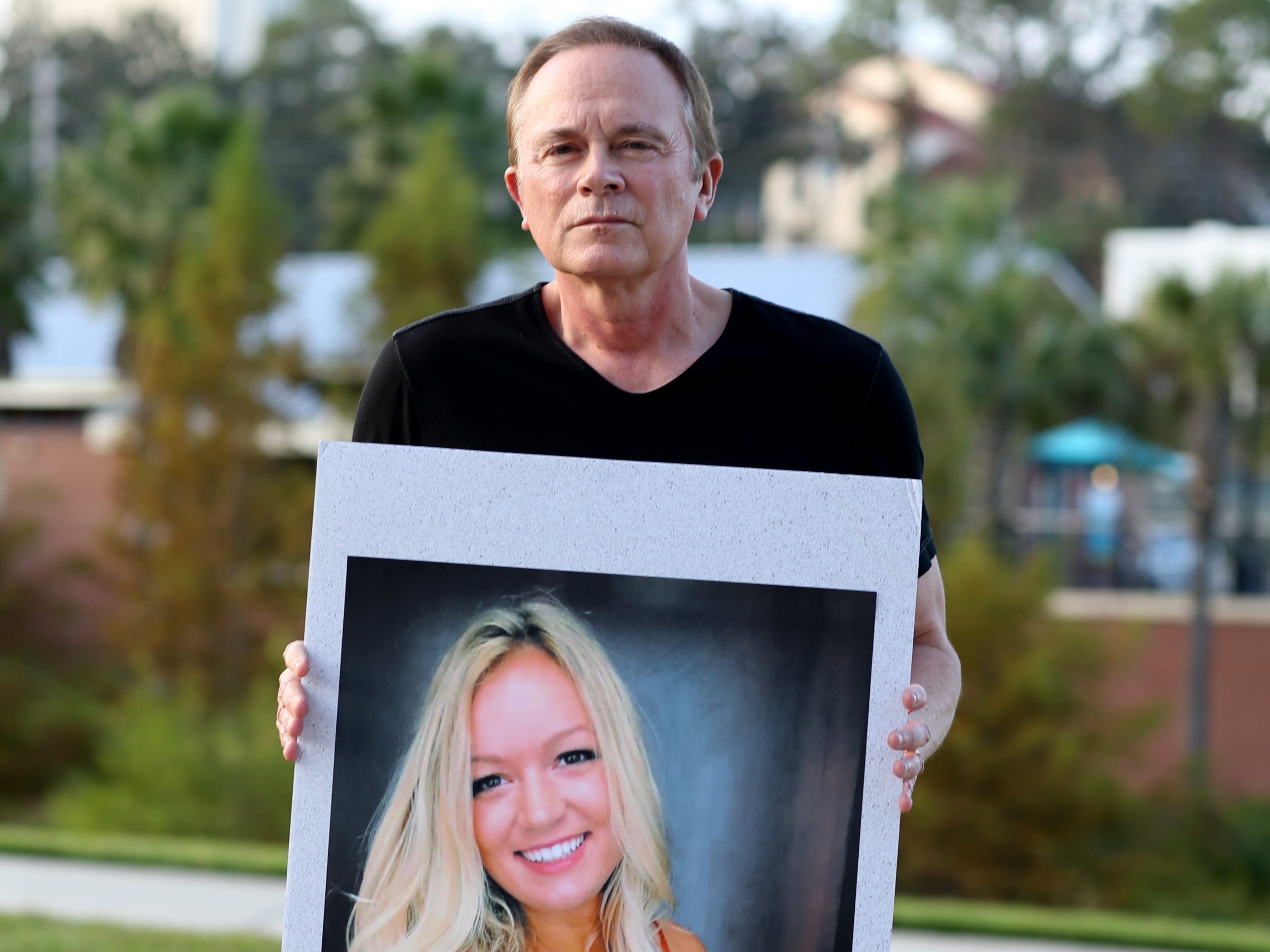 After Thousand Oaks, daughter's death in yoga studio shooting, 'time for silence is over'
