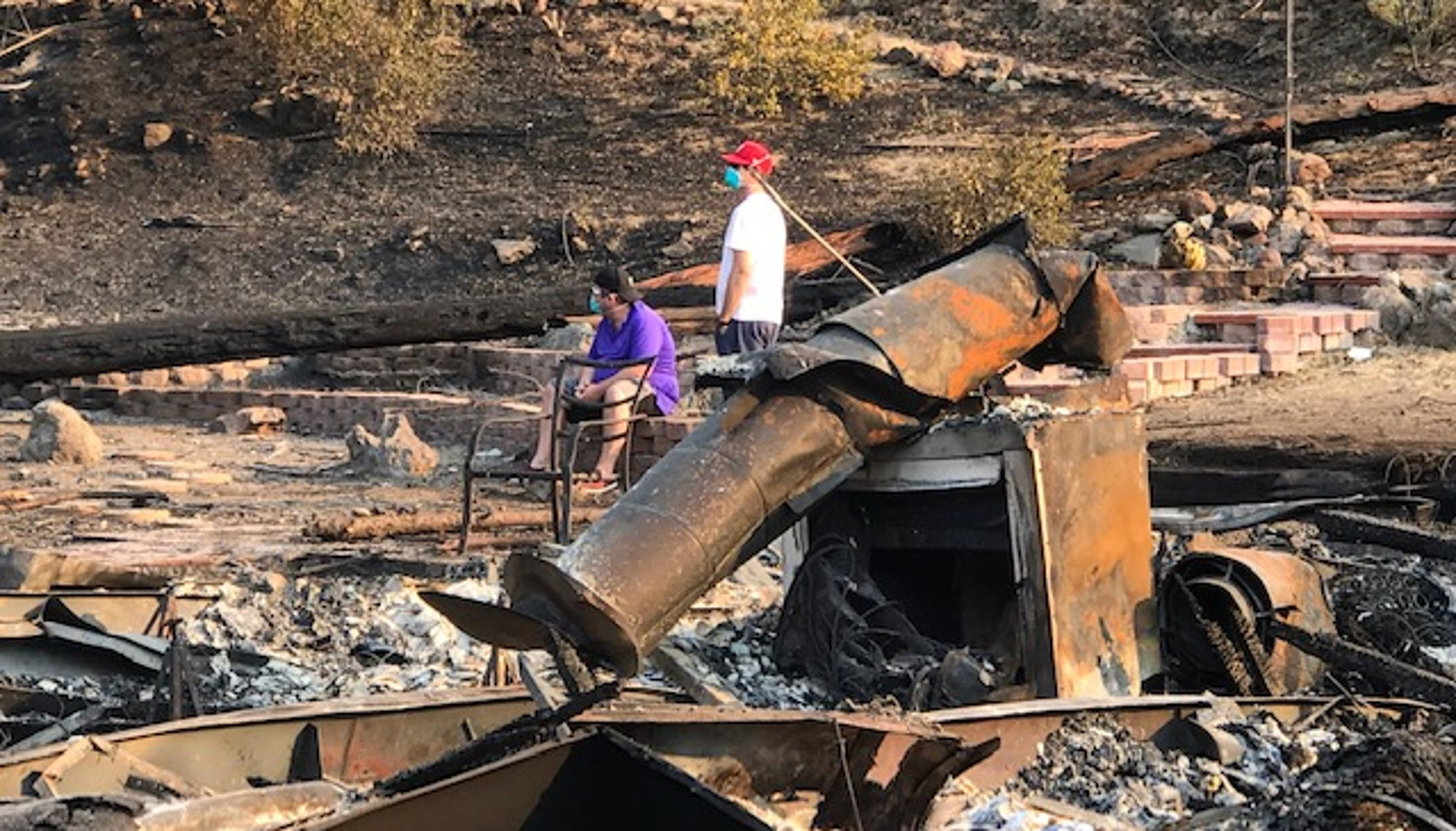 Woolsey Fire: New lawsuit blames Southern California Edison