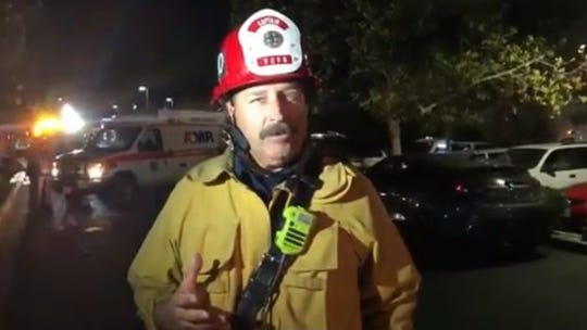 Capt. Stan Ziegler is spokesman for the Ventura County Fire Department.