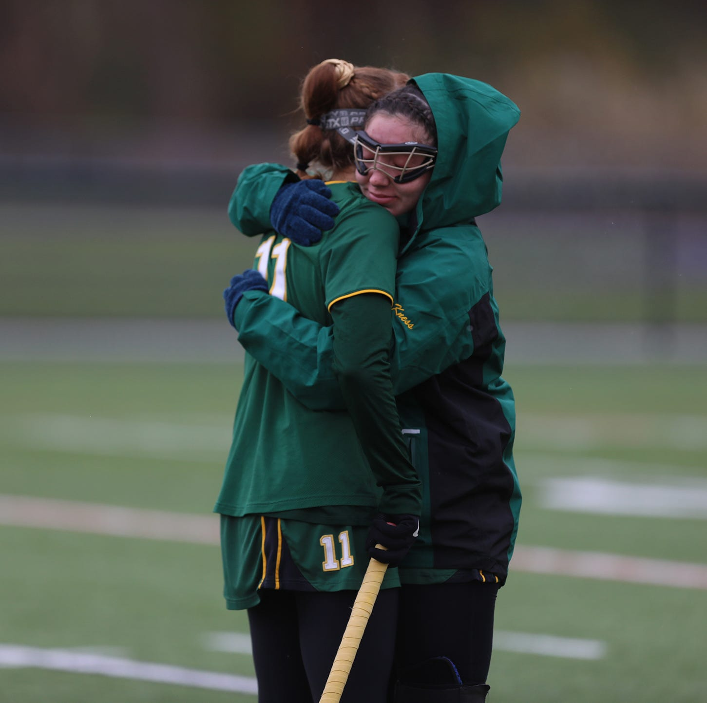 Field hockey: Lakeland's bid for 10th-straight state title falls just short