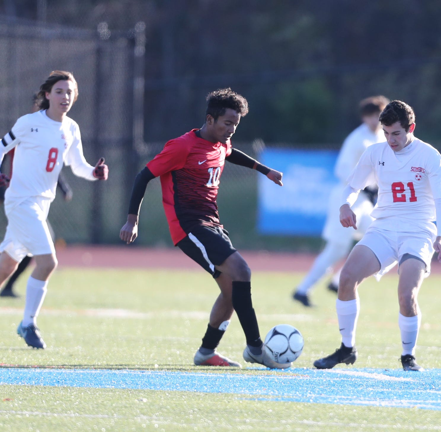 Boys soccer: Playoff run lands Somers on top of the final rankings