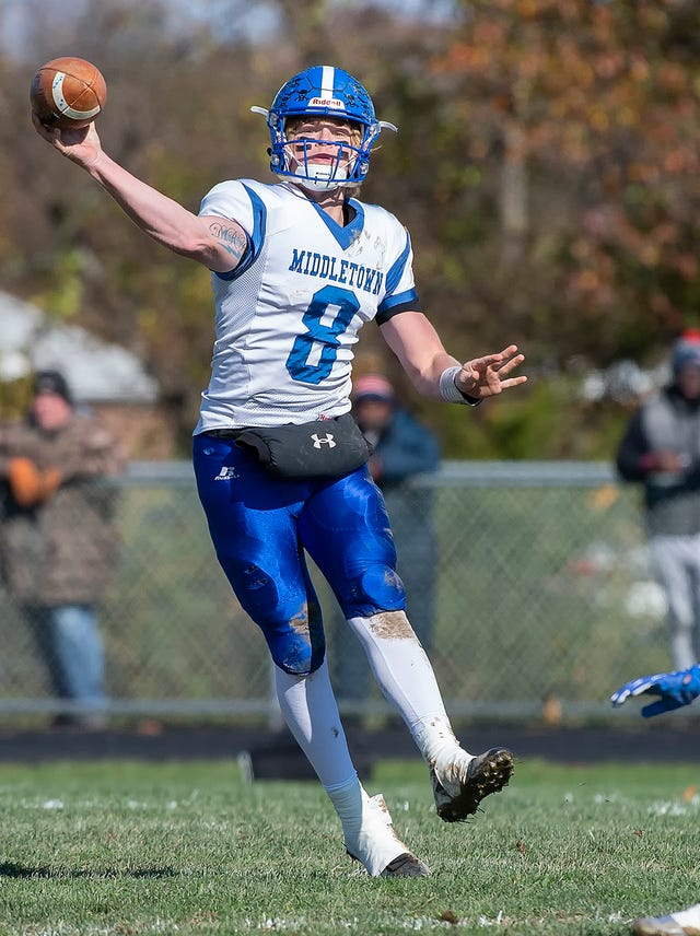 Delaware high school football playoff capsules