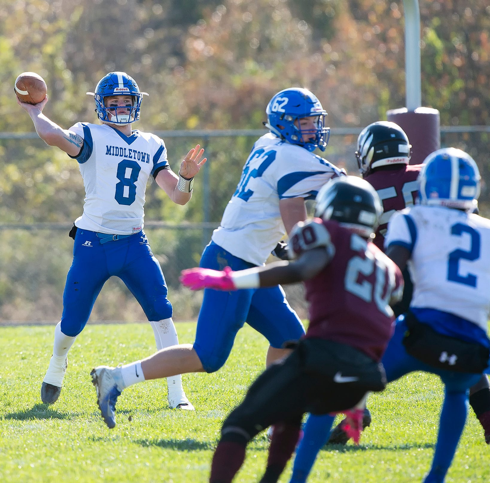 Myers: DIAA football playoffs certain to produce twists and turns
