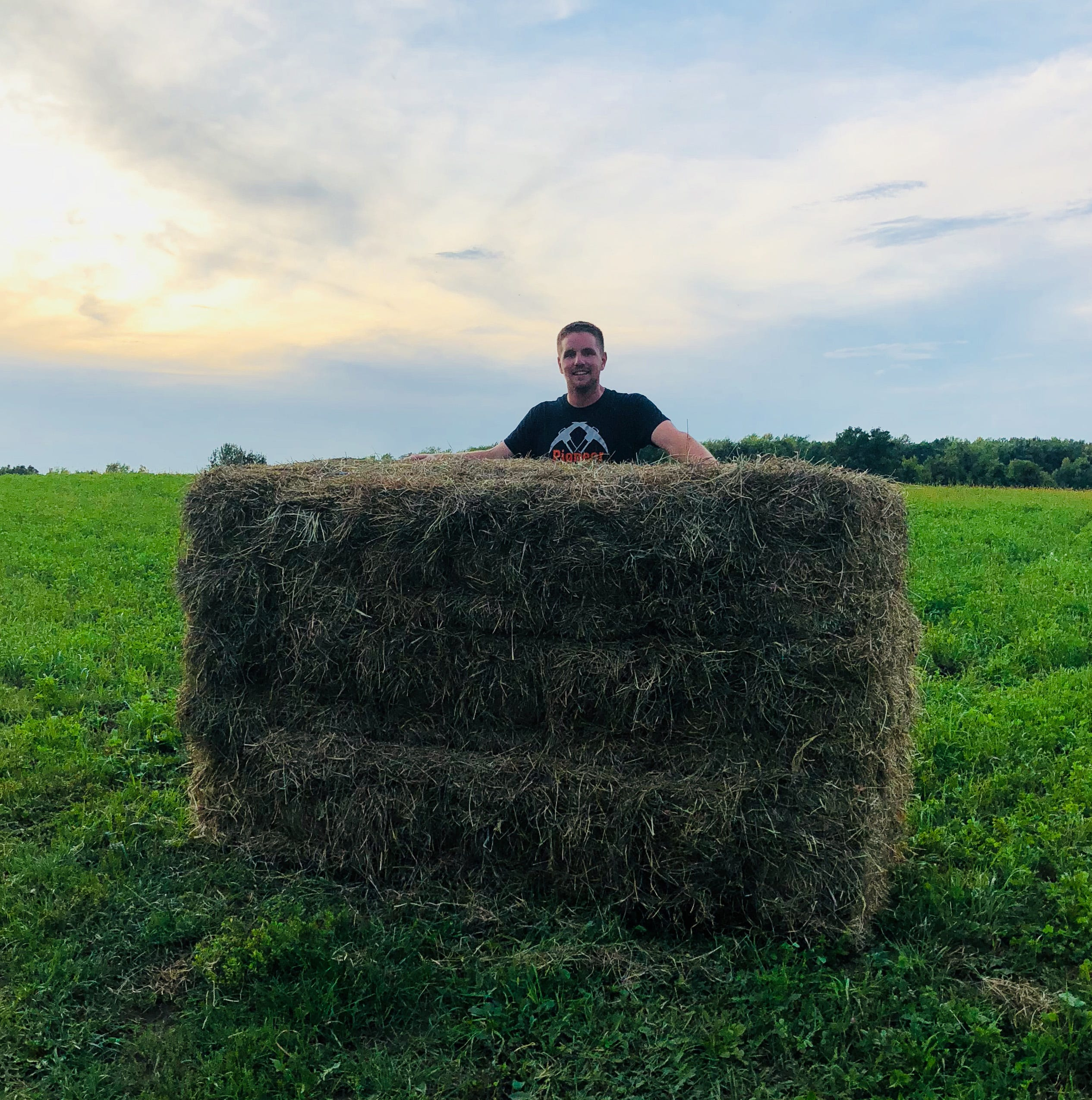 Young farmers finding ways to go against the status quo in ag industry
