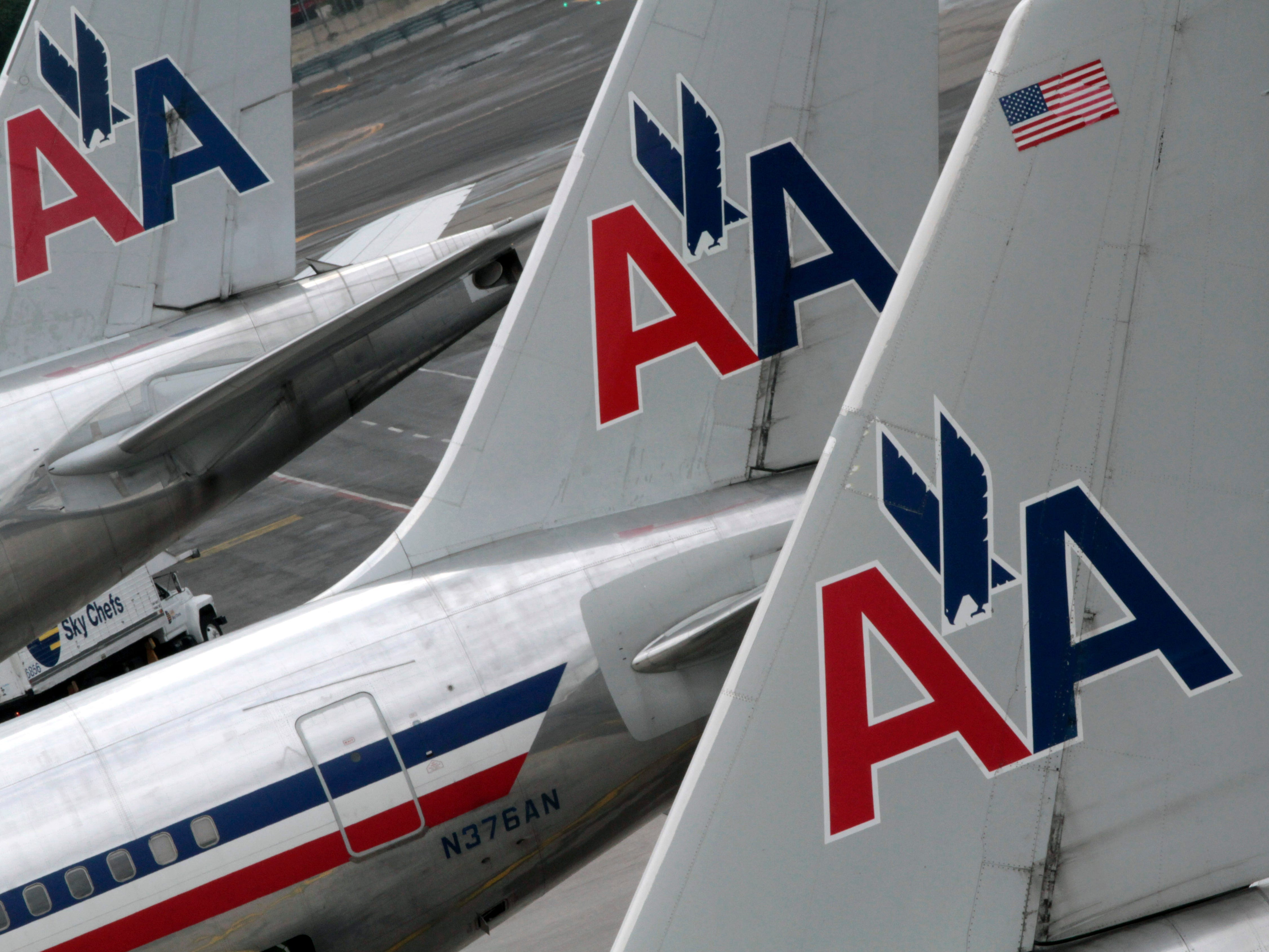 Brawl between American Airlines flight attendants results in lawsuit against carrier