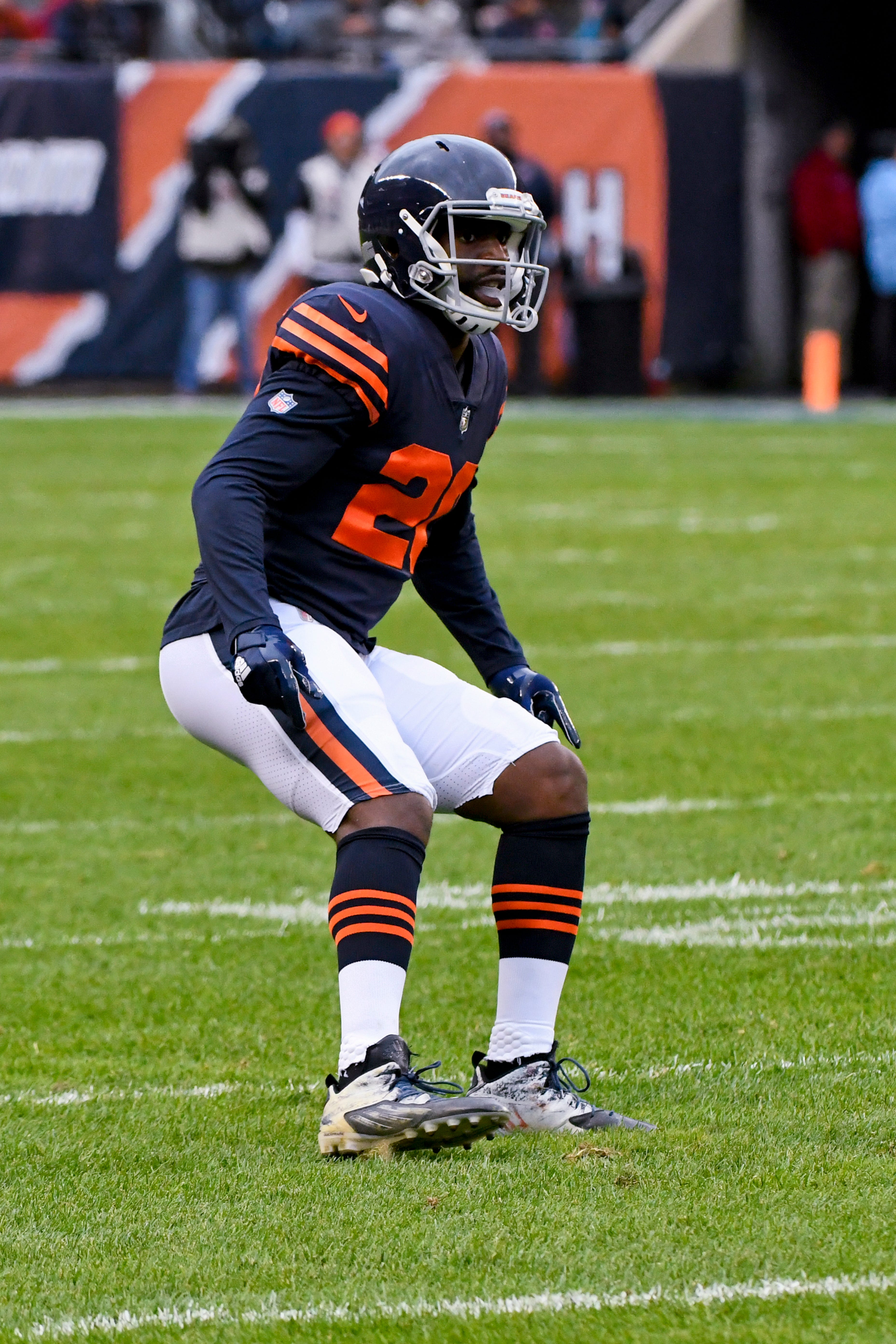Chicago Bears: Prince Amukamara plays with name misspelled on jersey