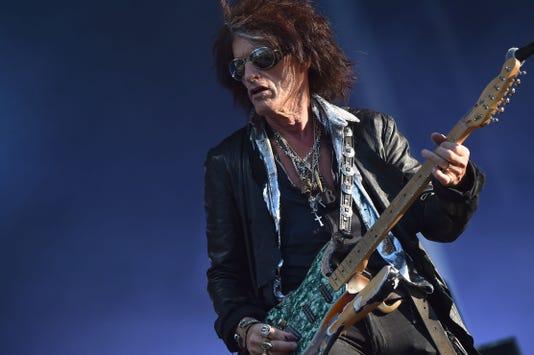 Aerosmith's Joe Perry is 'doing well' after hospitalization