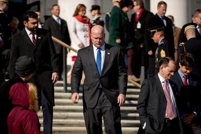 Acting United States Attorney General Matt Whitaker