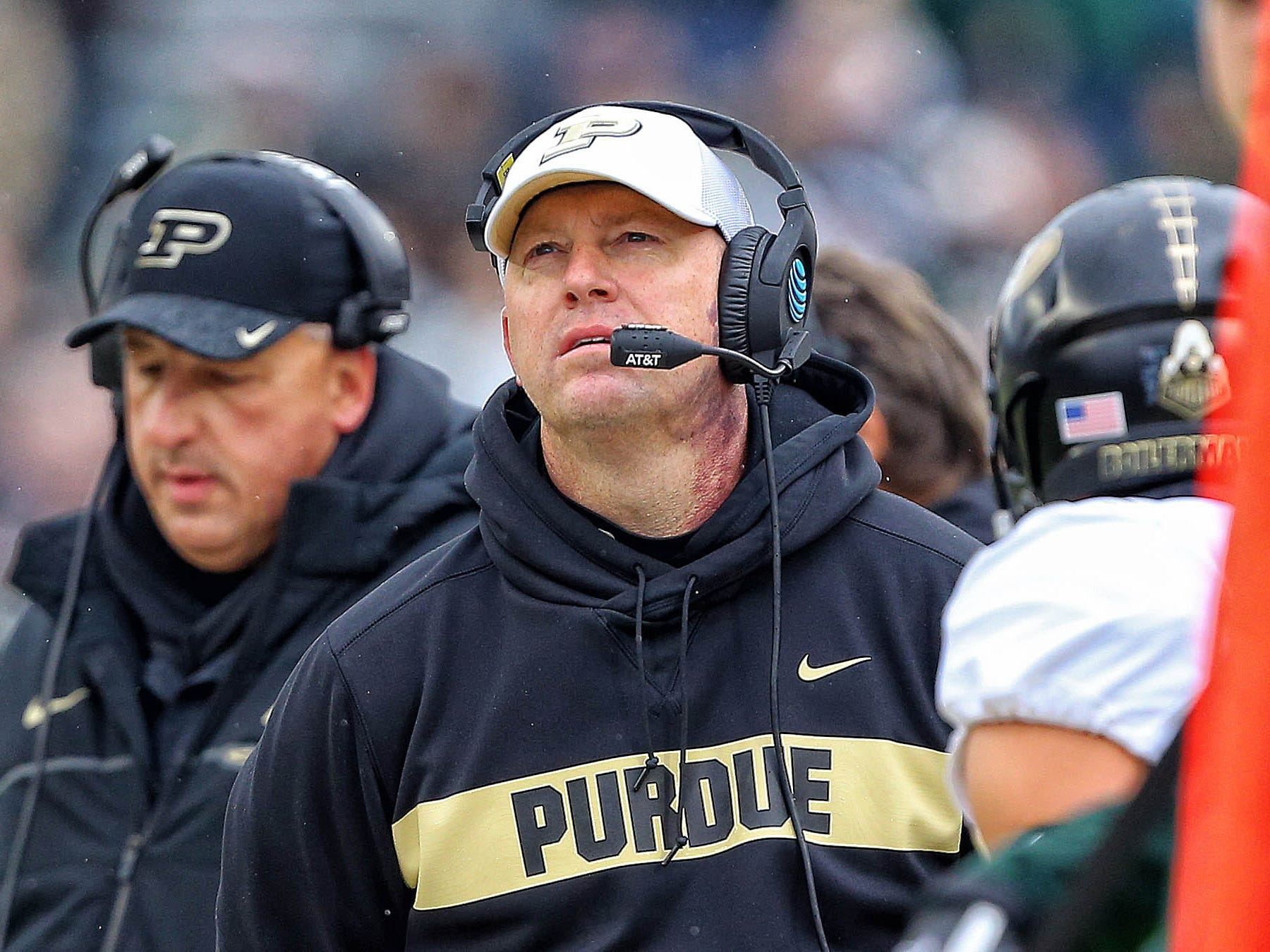 Misery Index Week 11: Purdue frets about Jeff Brohm after Louisville fires Bobby Petrino