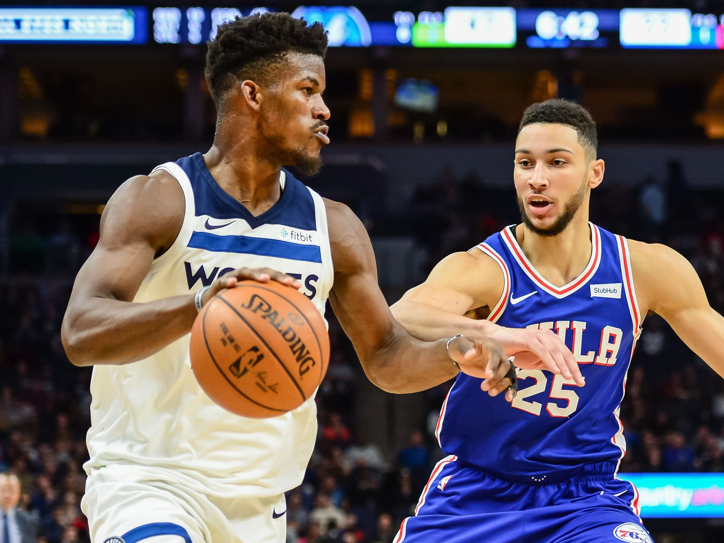 Ben Simmons likes 76ers' trade for Jimmy Butler: 'He's going to fit in here'