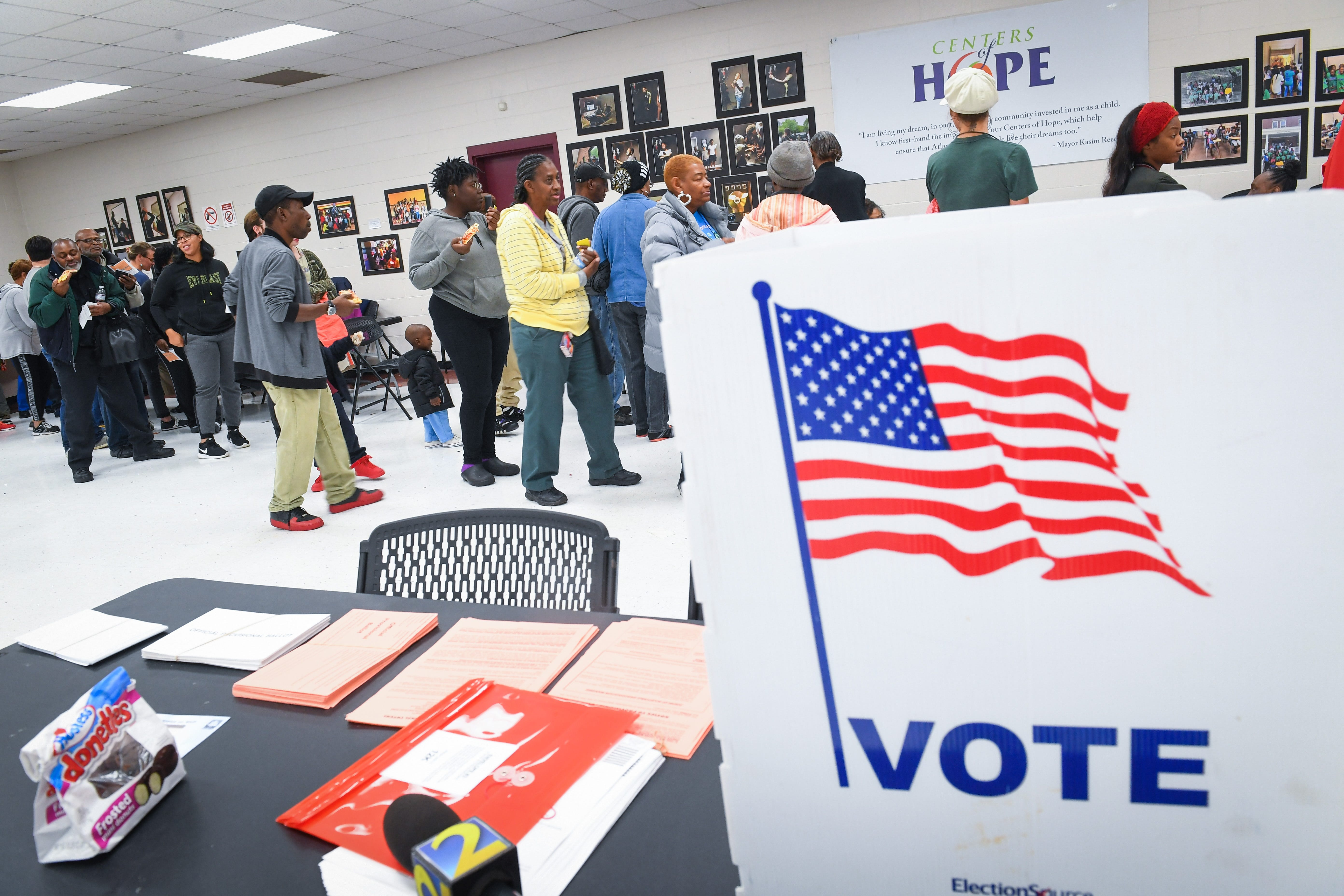 usatoday.com - Sherrilyn Ifill, Opinion contributor - Before 2020: Upgrade voting systems, restore Voting Rights Act, end voter suppression