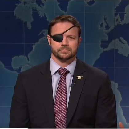 SNL's Pete Davidson Apologizes to Rep.-Elect Dan Crenshaw after mocking the veteran's combat wound in a previous episode.