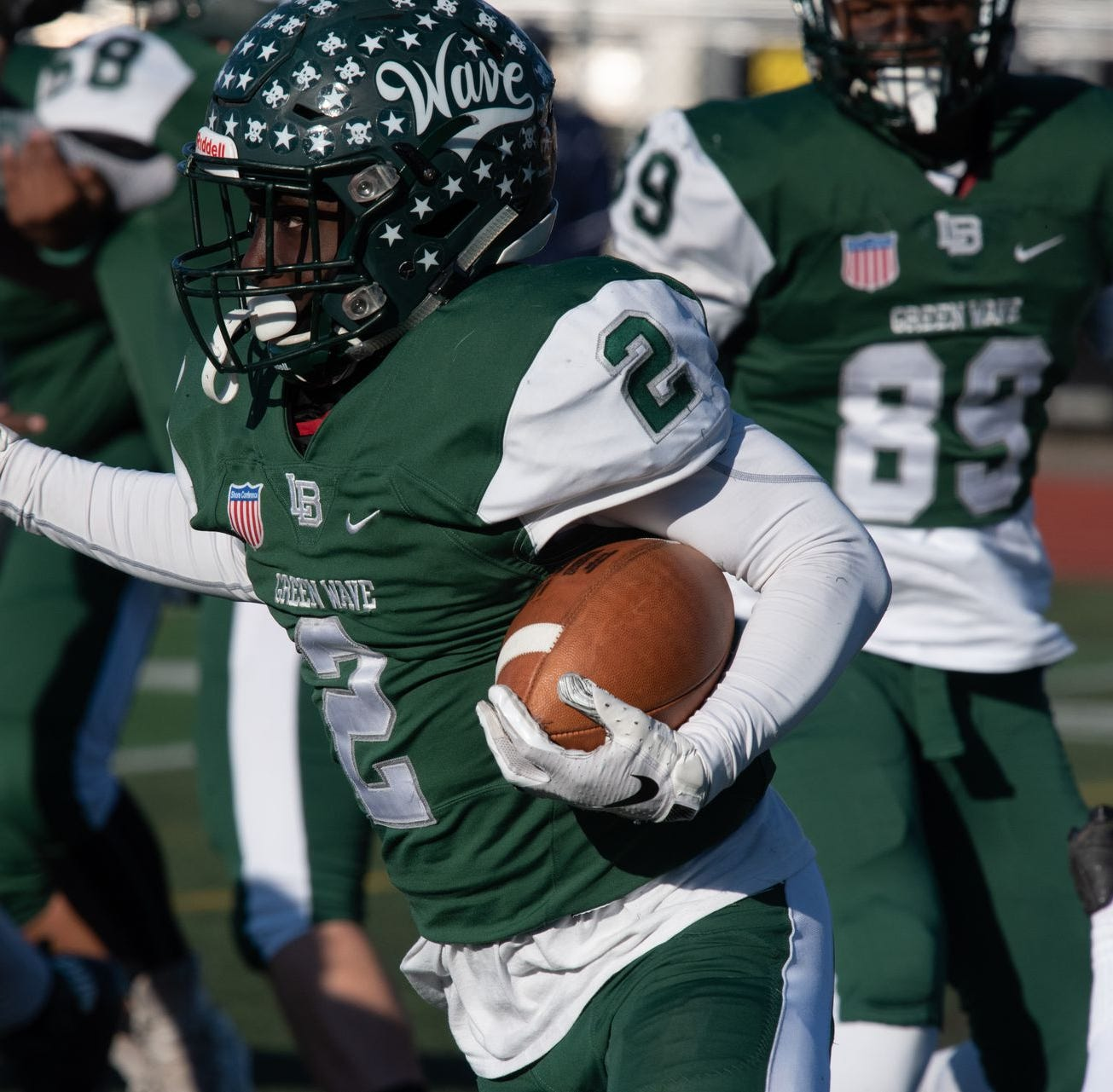 NJ football playoffs: Vote for the Week 2 Shore Conference Player of the Week
