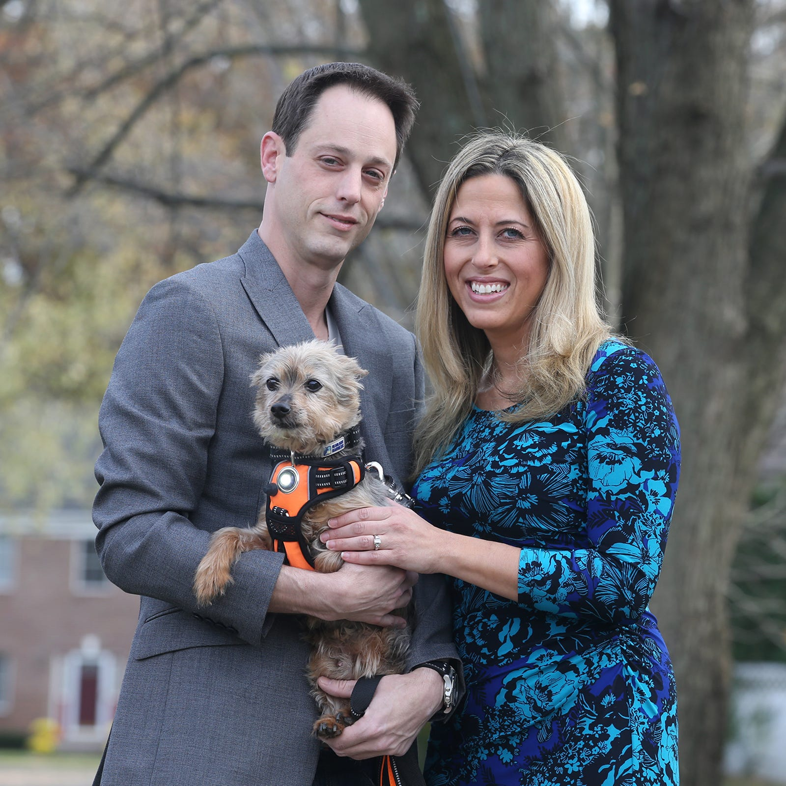 Matawan couple's idea could save your dog's life