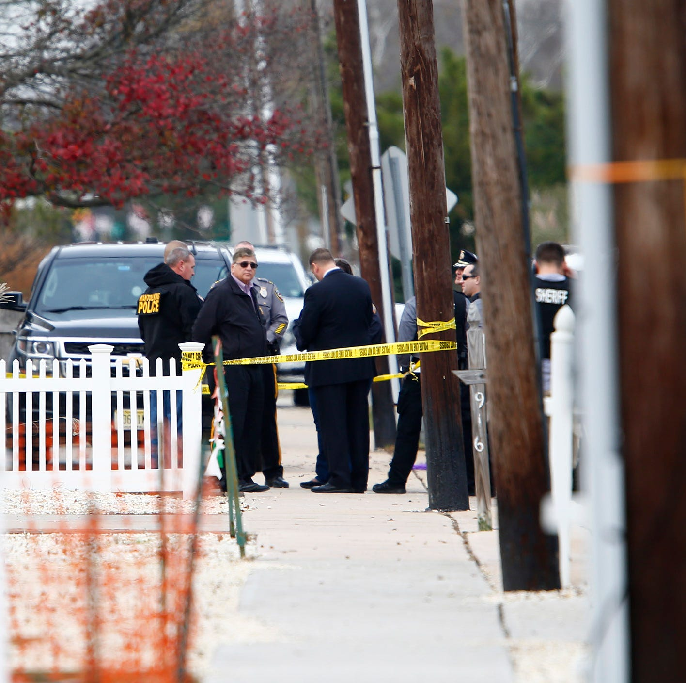 Police-involved shooting in Mantoloking; K-9 also injured at scene