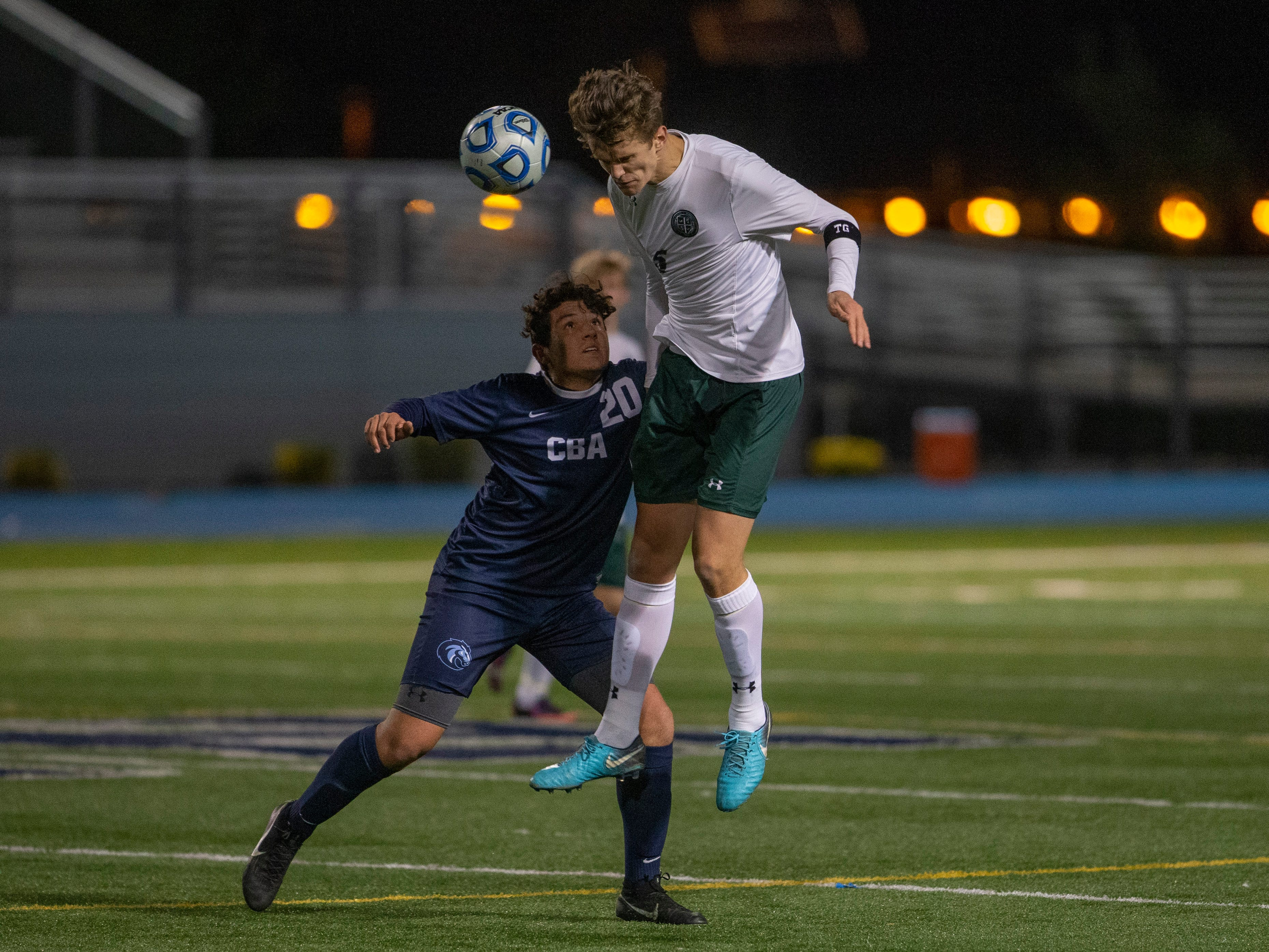 Christian Brothers overcomes Delbarton in NJSIAA Non-Public A final