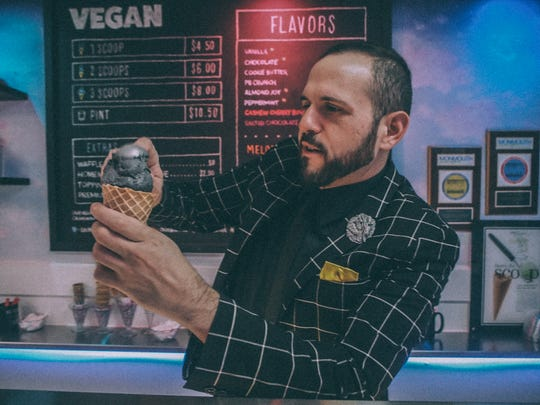 Remember Jones has partnered with Cookman Creamery in Asbury Park for a new ice cream to commemorate his Black Friday performance at the Stone Pony.